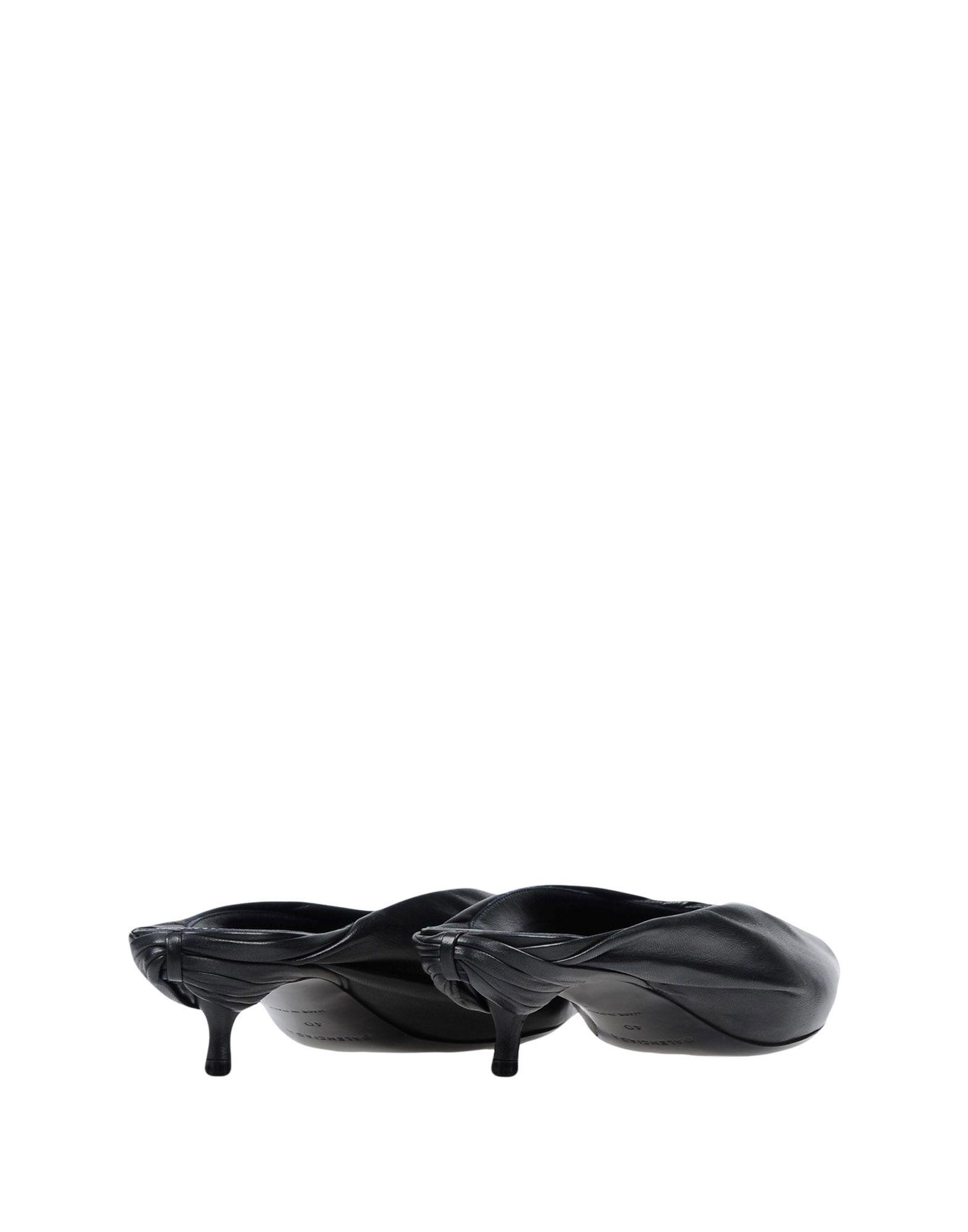 Balenciaga Pantoletten Damen gut  11482570LFGünstige gut Damen aussehende Schuhe 3f1094