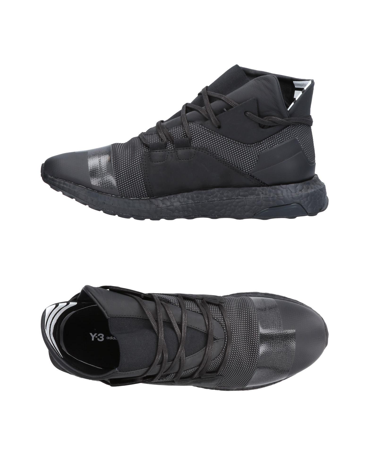 Zapatillas Y-3 Y-3 Zapatillas Hombre - Zapatillas Y-3  Negro 0c32b8
