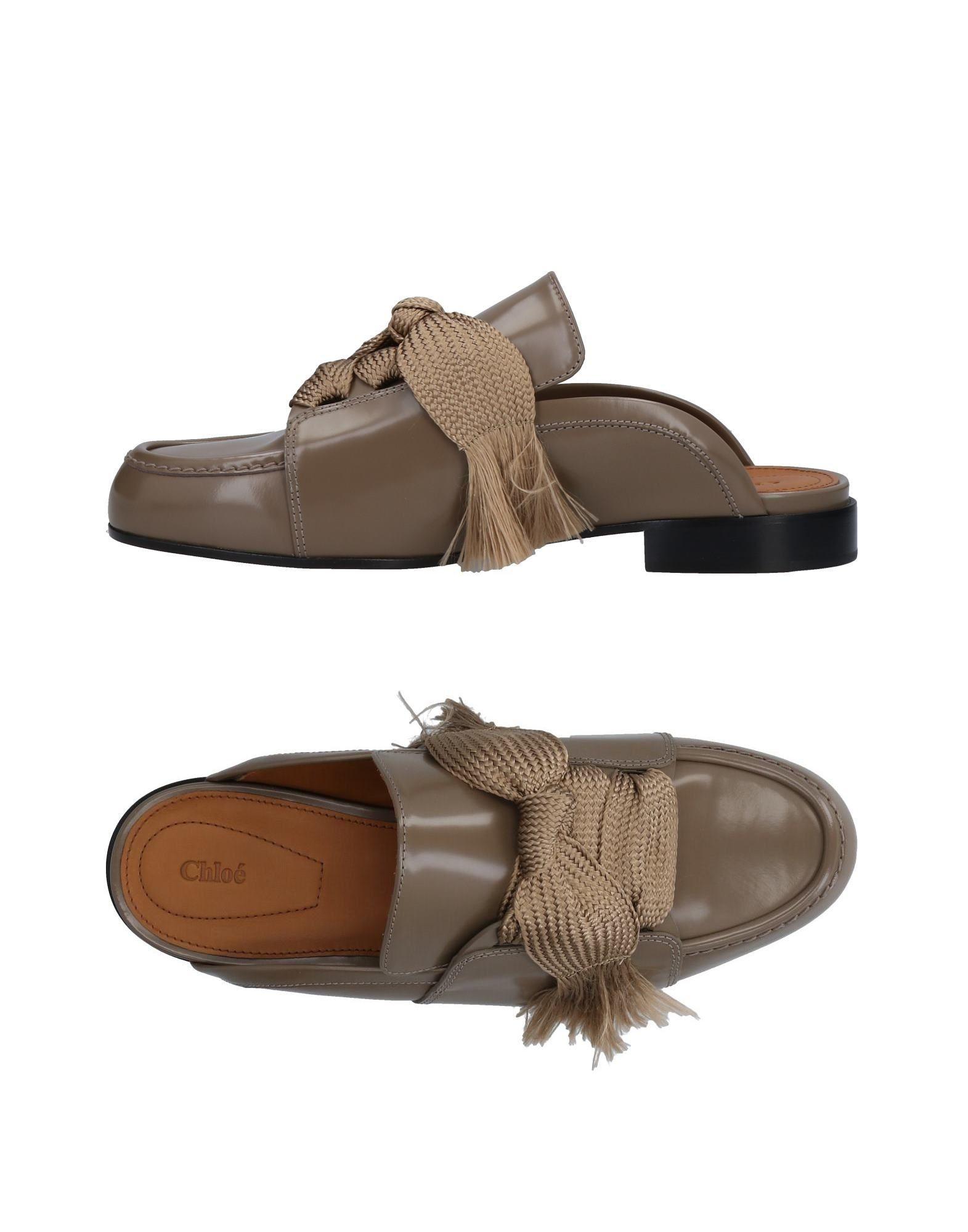 Chloé Mokassins Damen  11482606VFGünstige gut aussehende Schuhe
