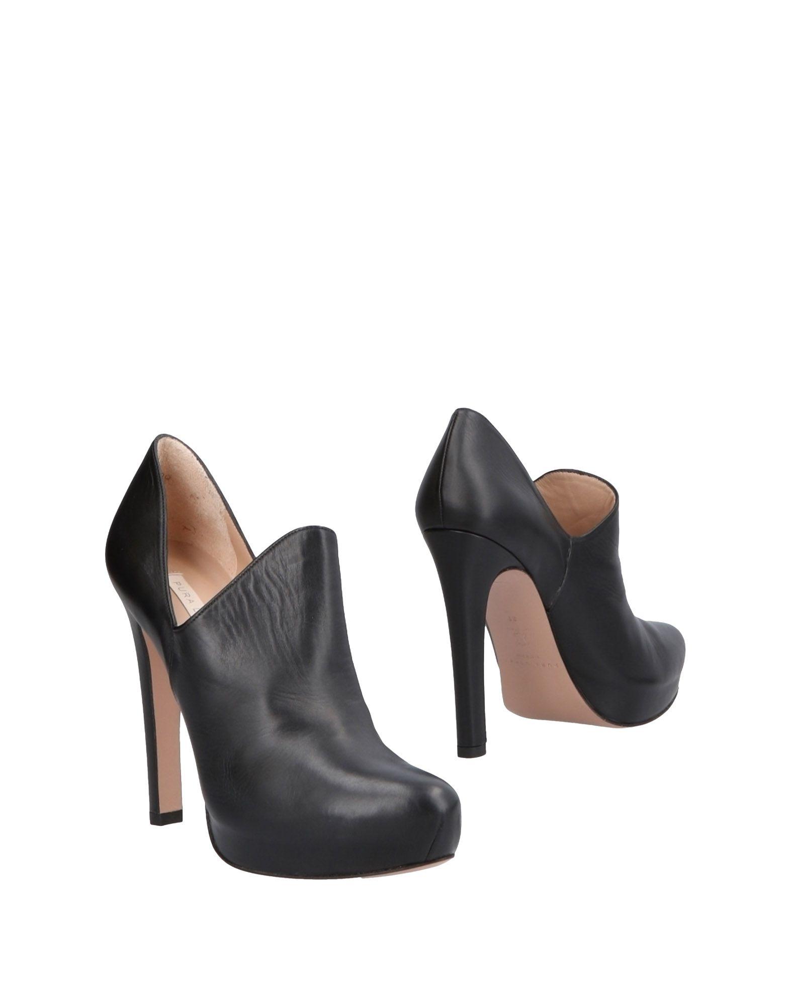 Stilvolle billige Schuhe  Pura López Stiefelette Damen  Schuhe 11482609OH 1eee92