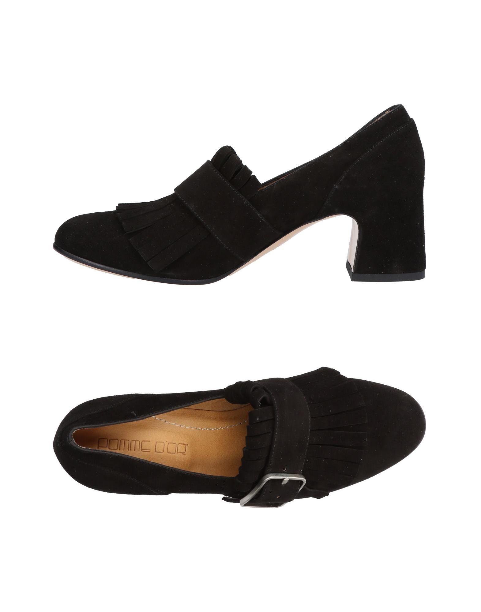 Pomme D'or Mokassins Damen  11482614KUGut aussehende strapazierfähige Schuhe