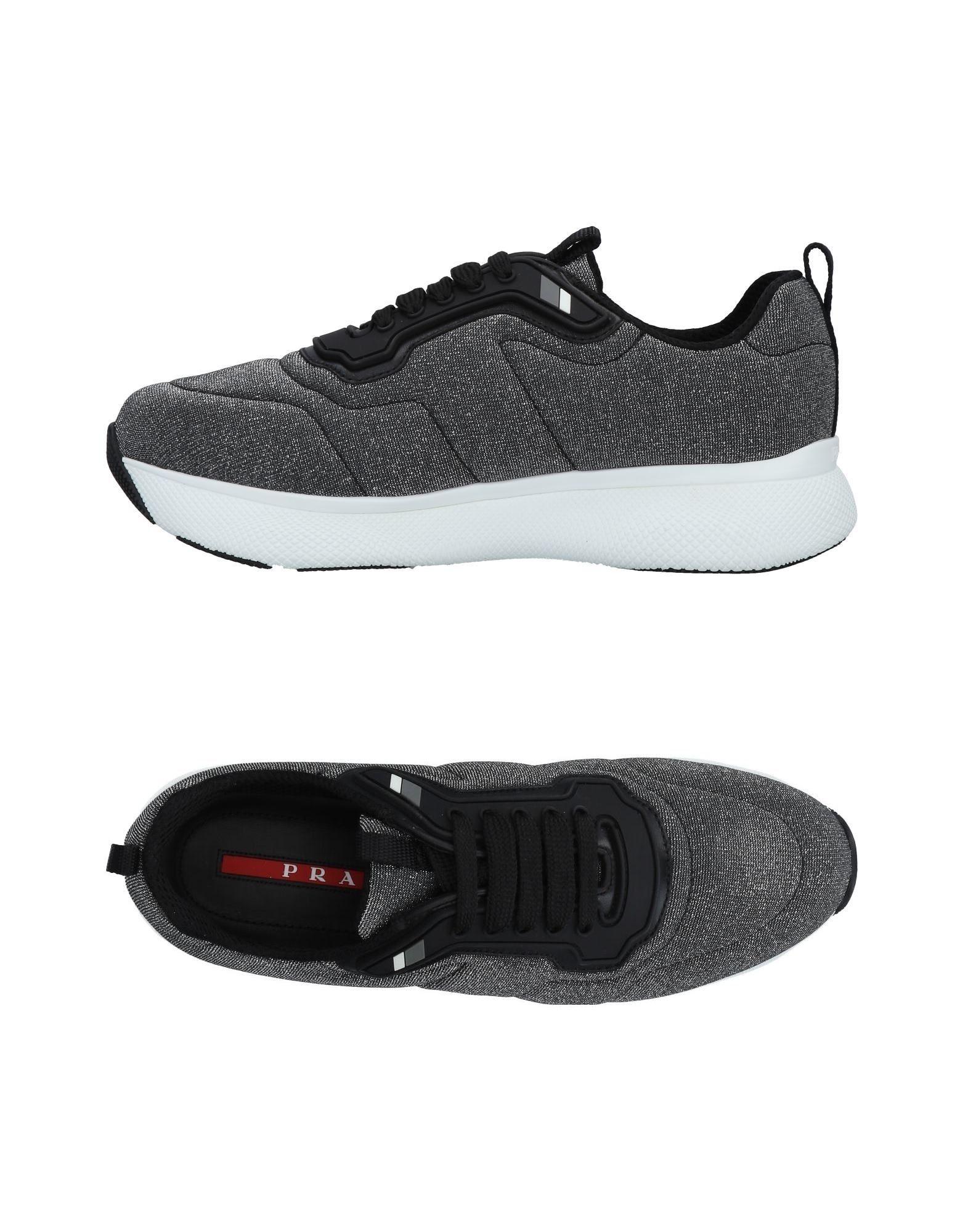 Rabatt Schuhe Prada Sport Sneakers Damen  11482633SU