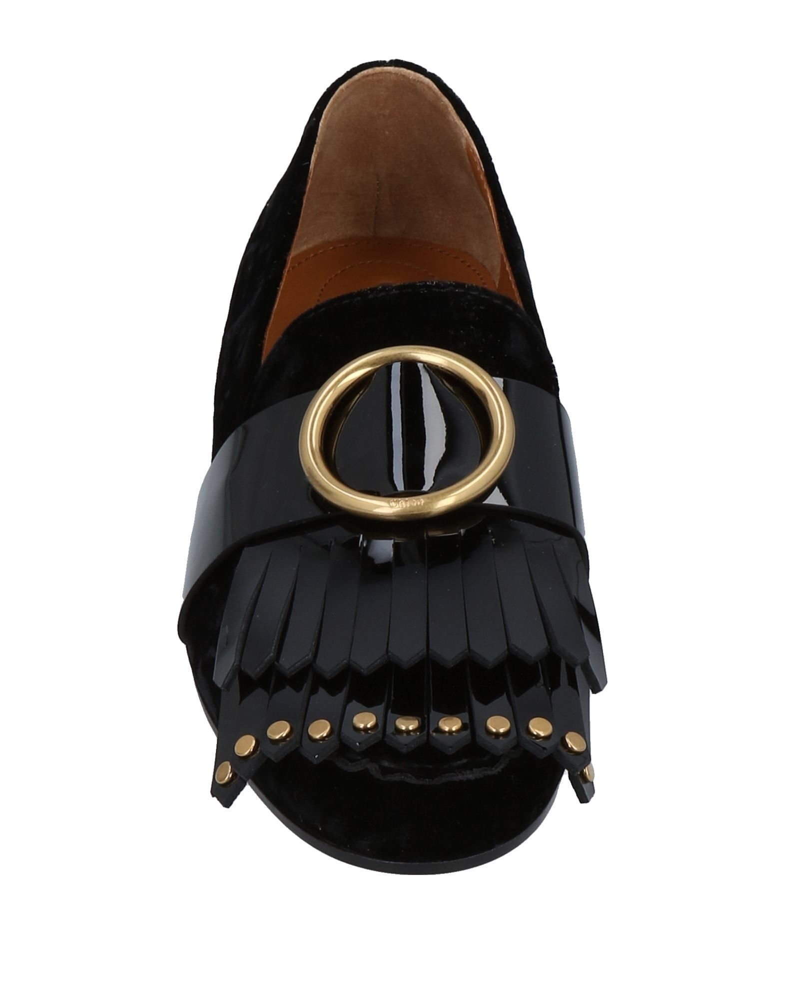 Chloé gut Mokassins Damen  11482649BMGünstige gut Chloé aussehende Schuhe da3bea