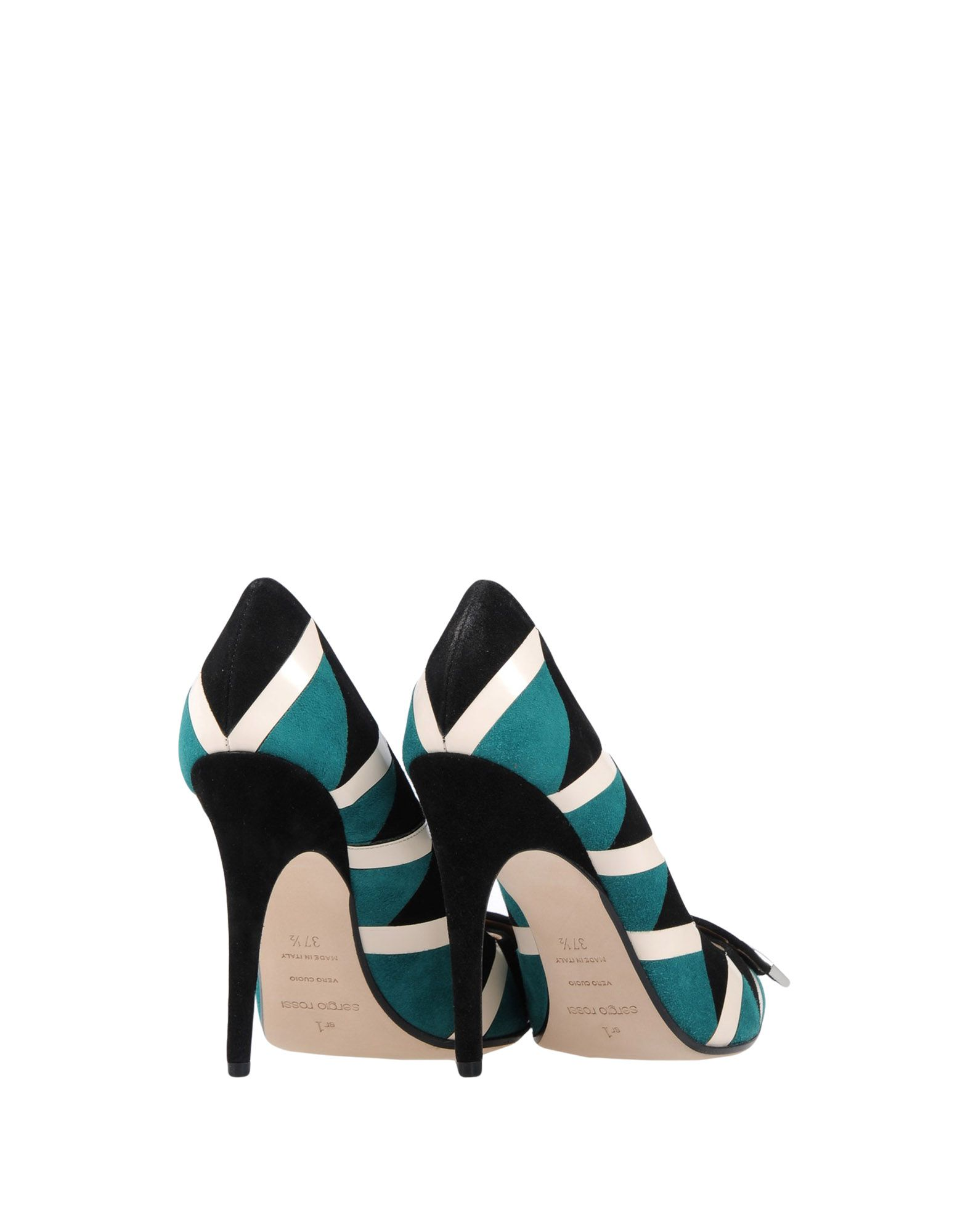 Sergio Rossi Pumps Damen Schuhe  11482661WEGünstige gut aussehende Schuhe Damen 4cfbac