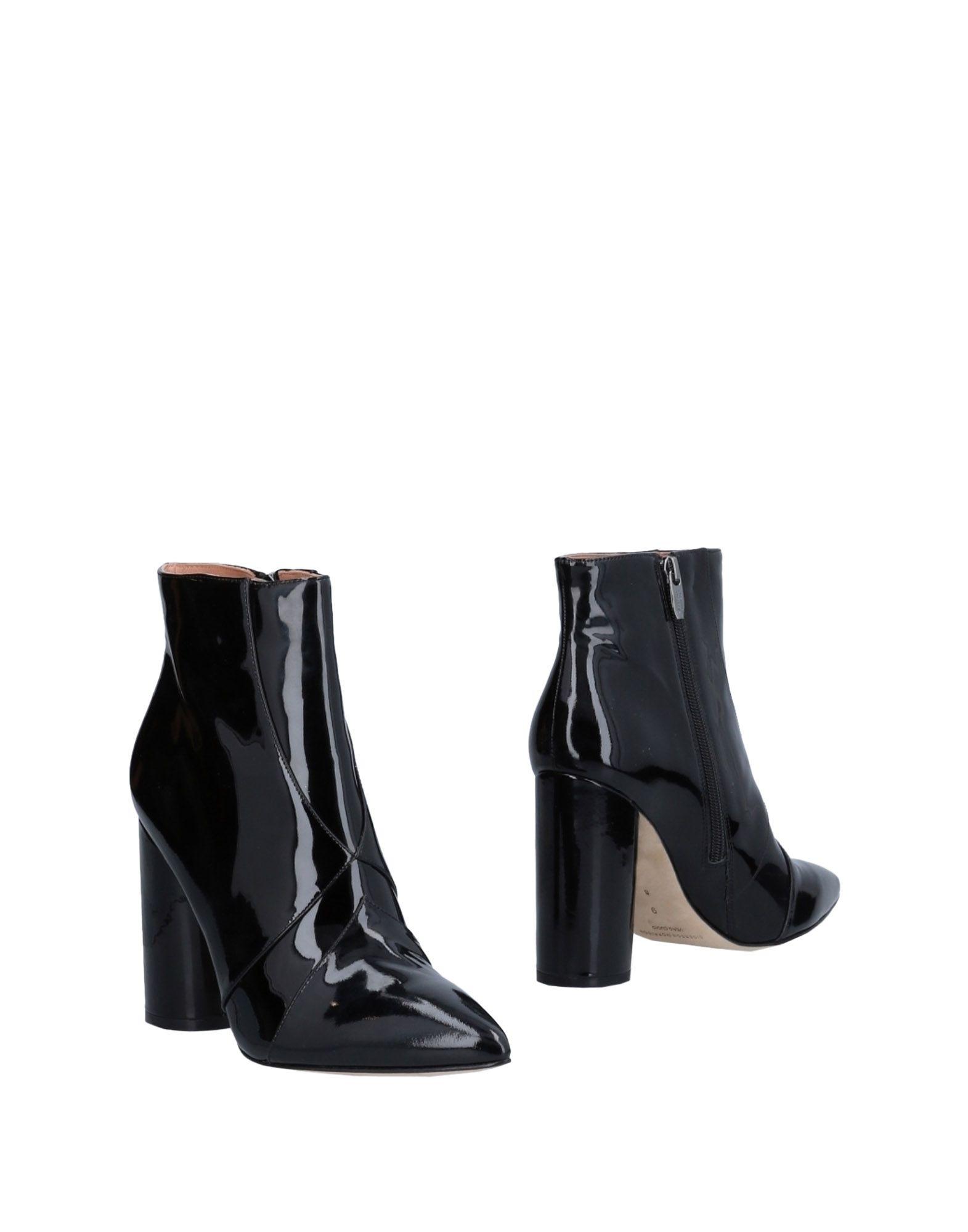 Sigerson Morrison Stiefelette Damen  11482689MCGut aussehende strapazierfähige Schuhe