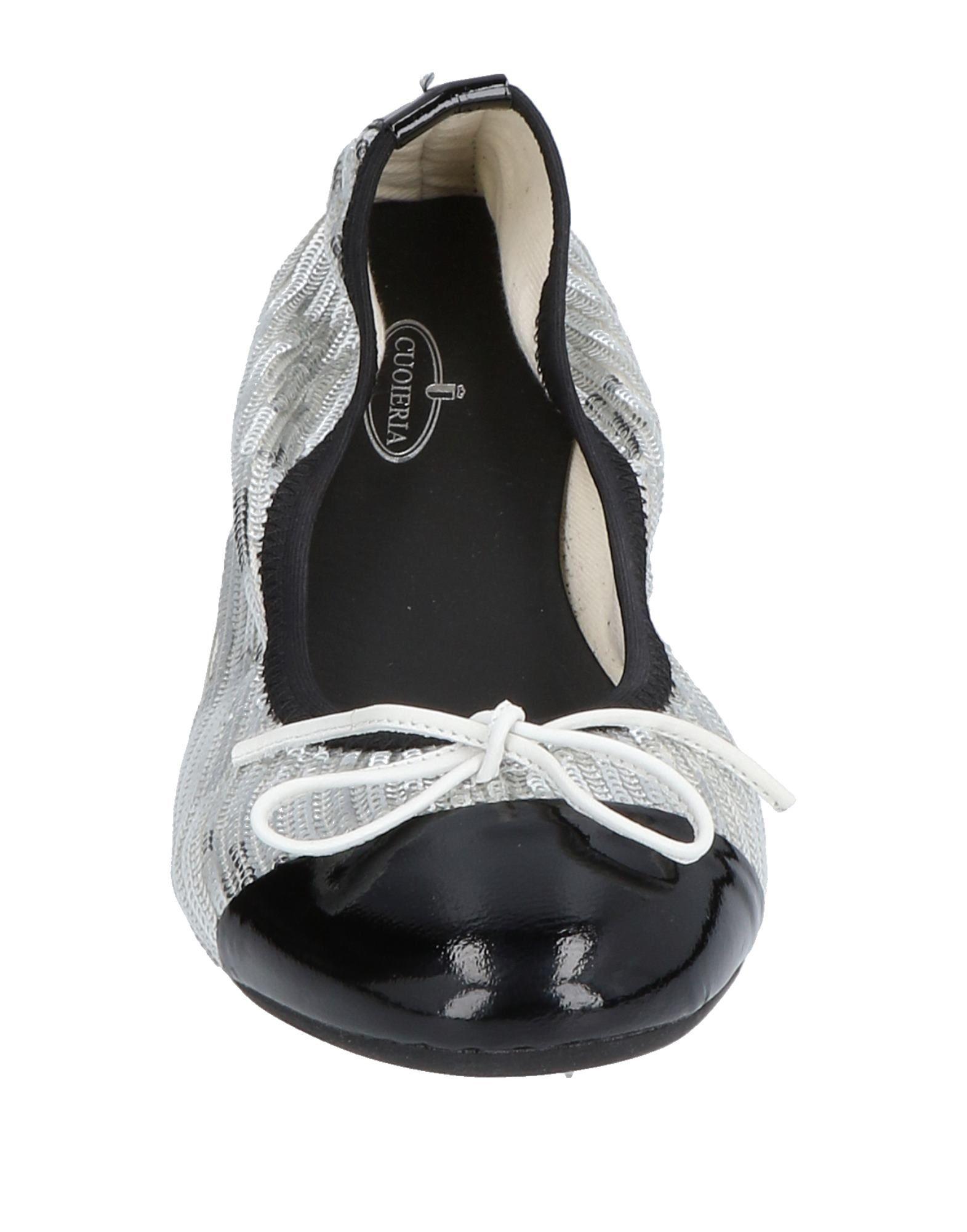 Cuoieria Ballerinas Damen    11482694PB Heiße Schuhe 60447f