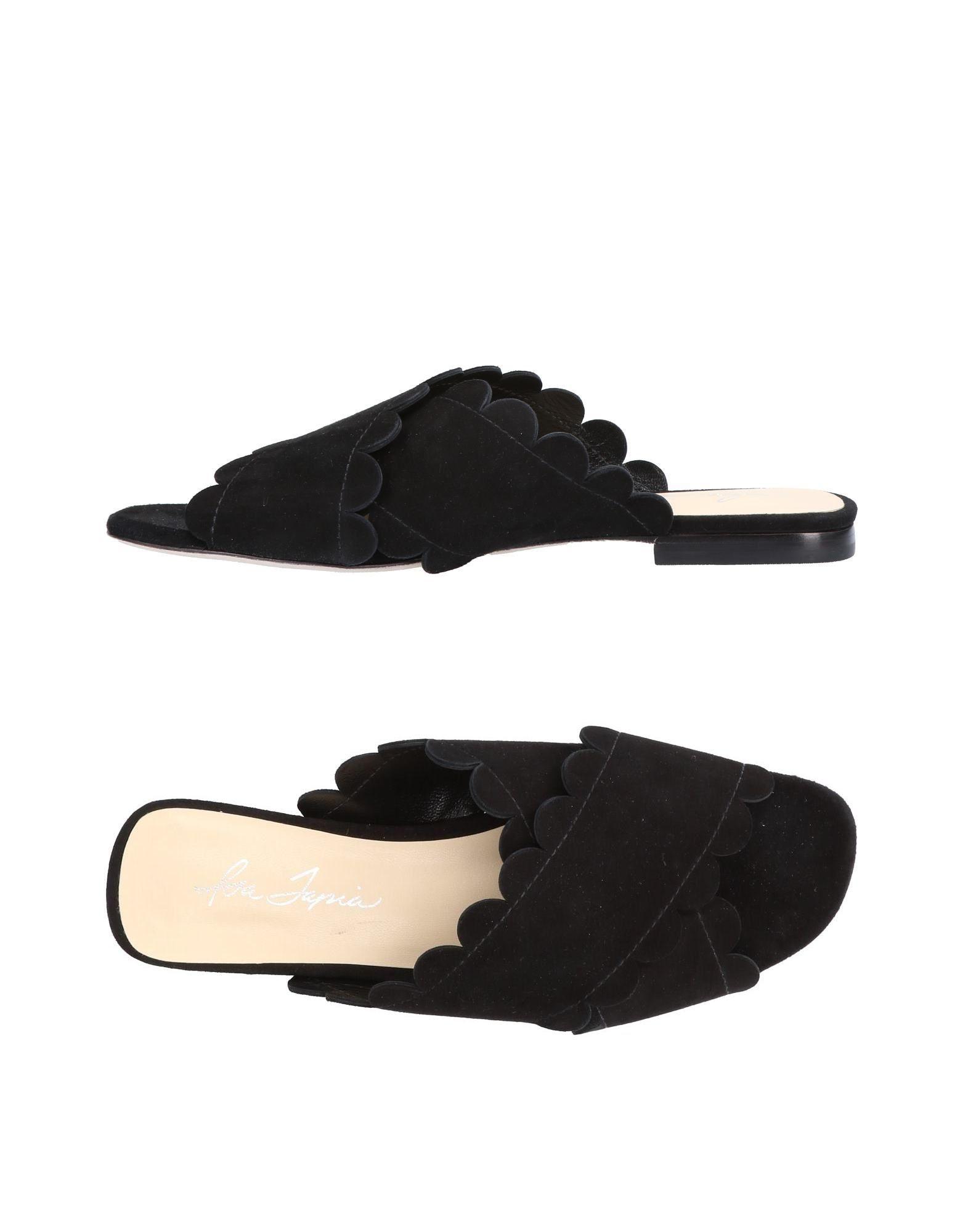 Stilvolle billige Schuhe Isa Tapia Sandalen Damen  11482706DQ