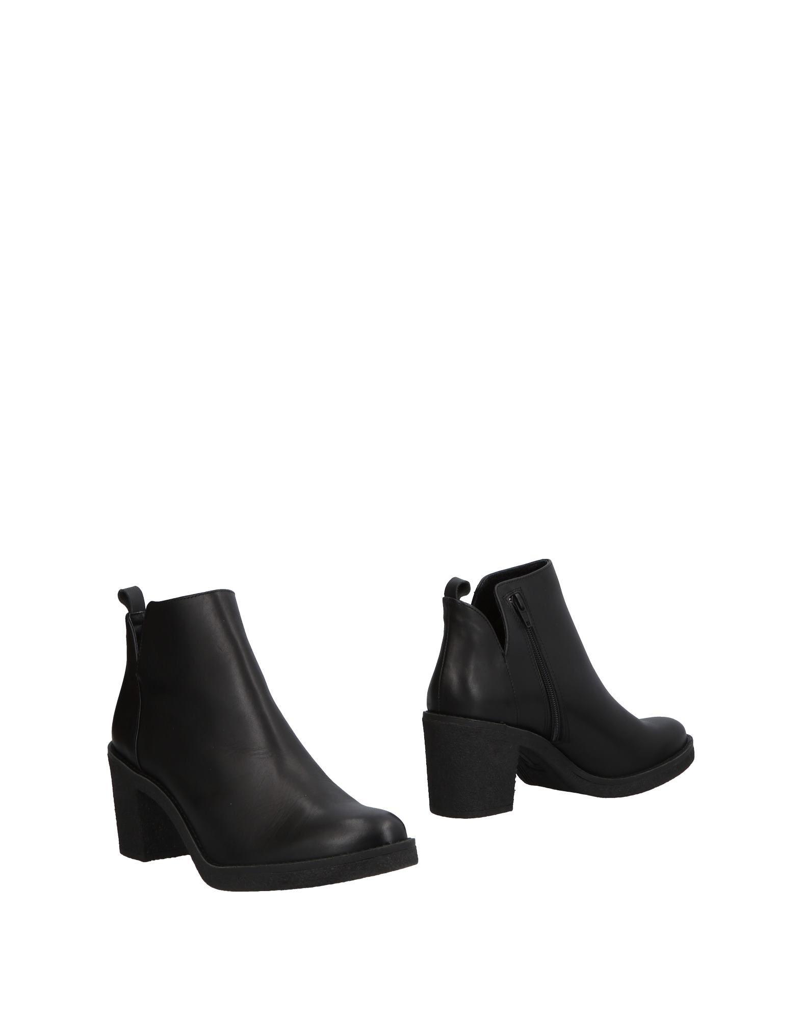 Gut um billige Damen Schuhe zu tragenMiista Stiefelette Damen billige  11482711AV ce4d98