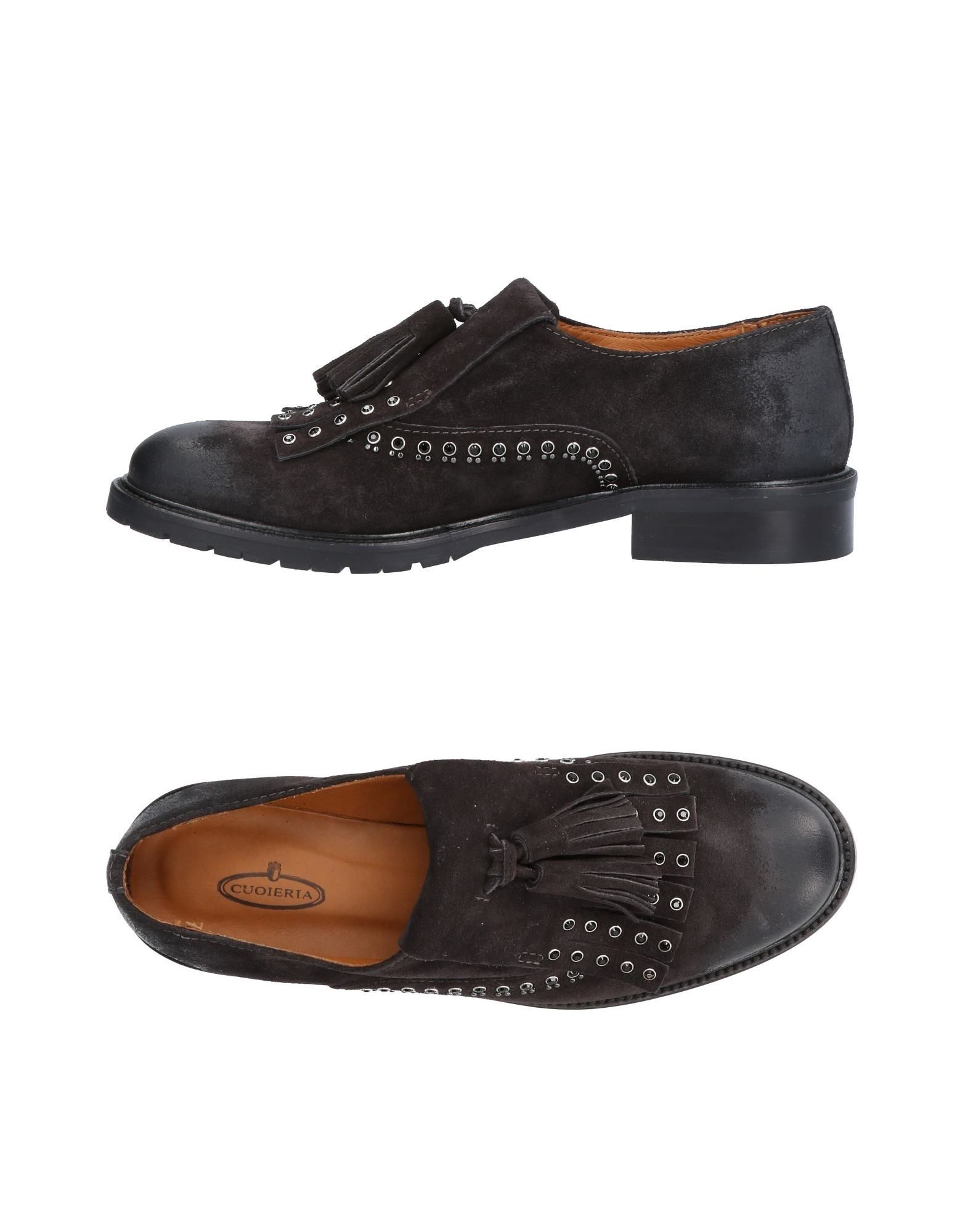 Günstige und modische Schuhe Cuoieria Mokassins Damen  11482714RI