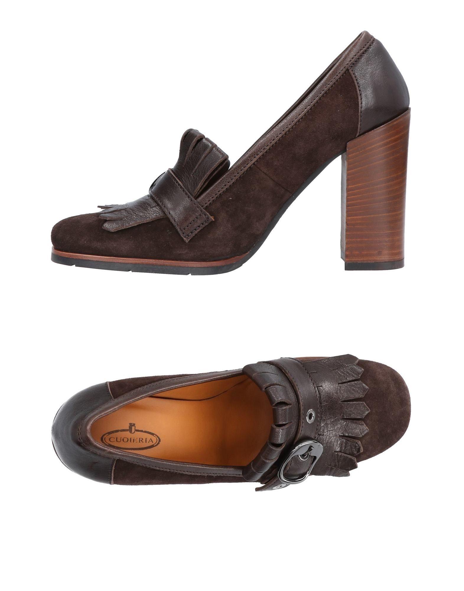 Cuoieria Mokassins Damen  11482716FI Gute Qualität beliebte Schuhe