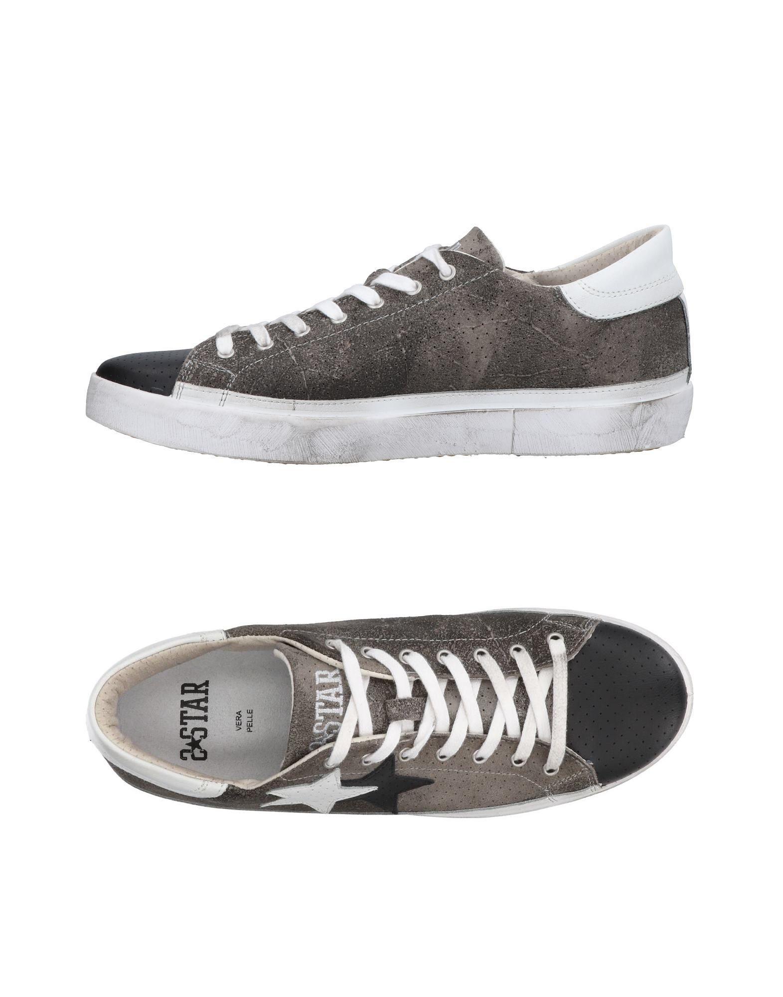 Moda Sneakers 2Star Uomo - 11482951SL