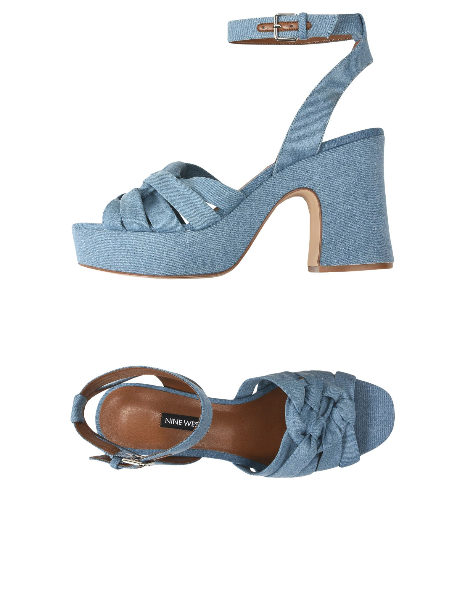 Sandali Nine West Fetuchini7 - Donna - 11483028NL