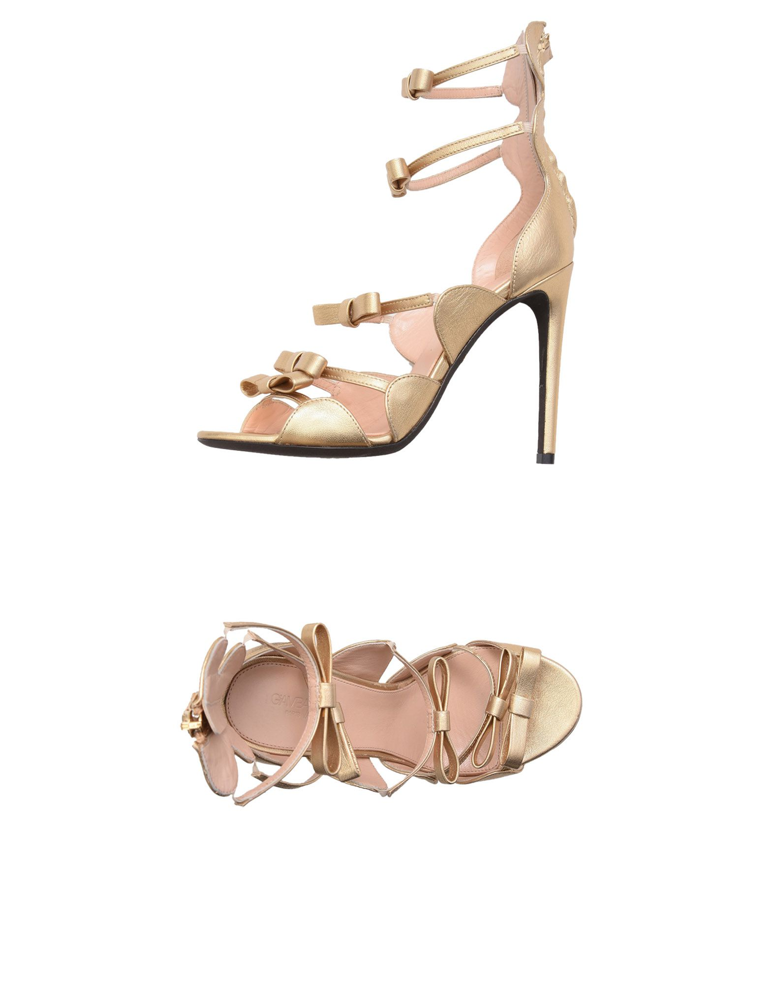 Giambattista Valli Sandals - Women Giambattista Sandals Valli Sandals Giambattista online on  United Kingdom - 11483065QH 1a9858