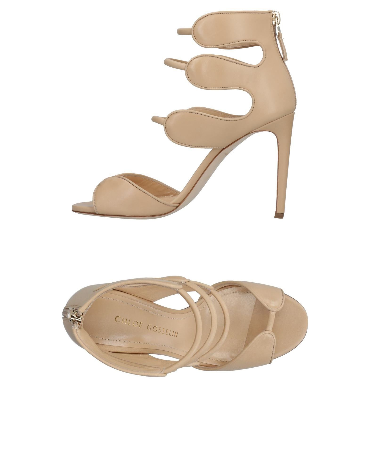 Rabatt Schuhe Chloe Gosselin Sandalen Damen  11483079FB