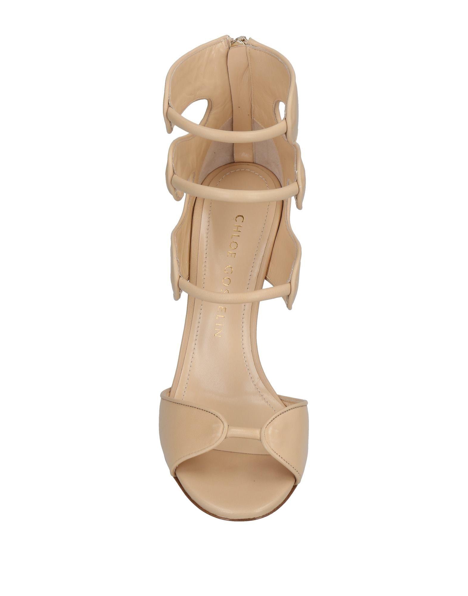 Rabatt Schuhe Chloe 11483079FB Gosselin Sandalen Damen 11483079FB Chloe 1ebc86