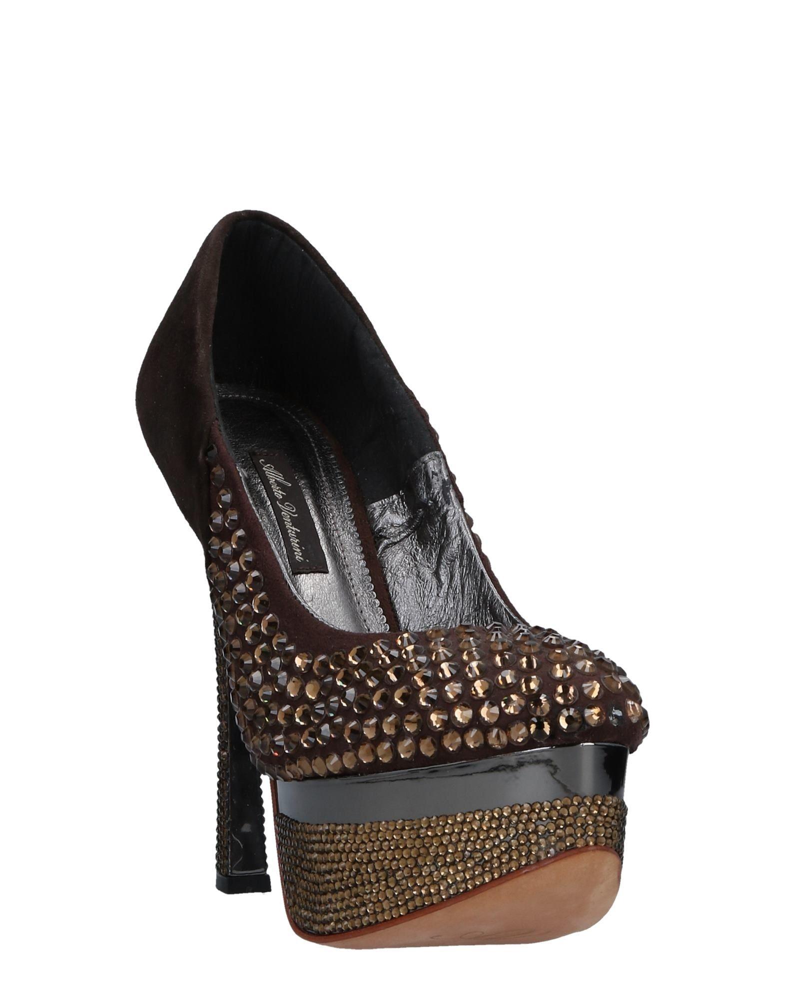 Alberto 11483099SLGut Venturini Pumps Damen  11483099SLGut Alberto aussehende strapazierfähige Schuhe 486a3e