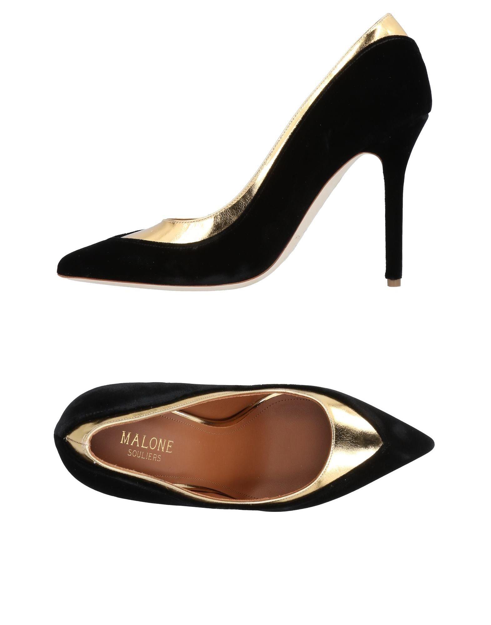 Malone Souliers Pumps Damen  11483103XUGut aussehende strapazierfähige Schuhe