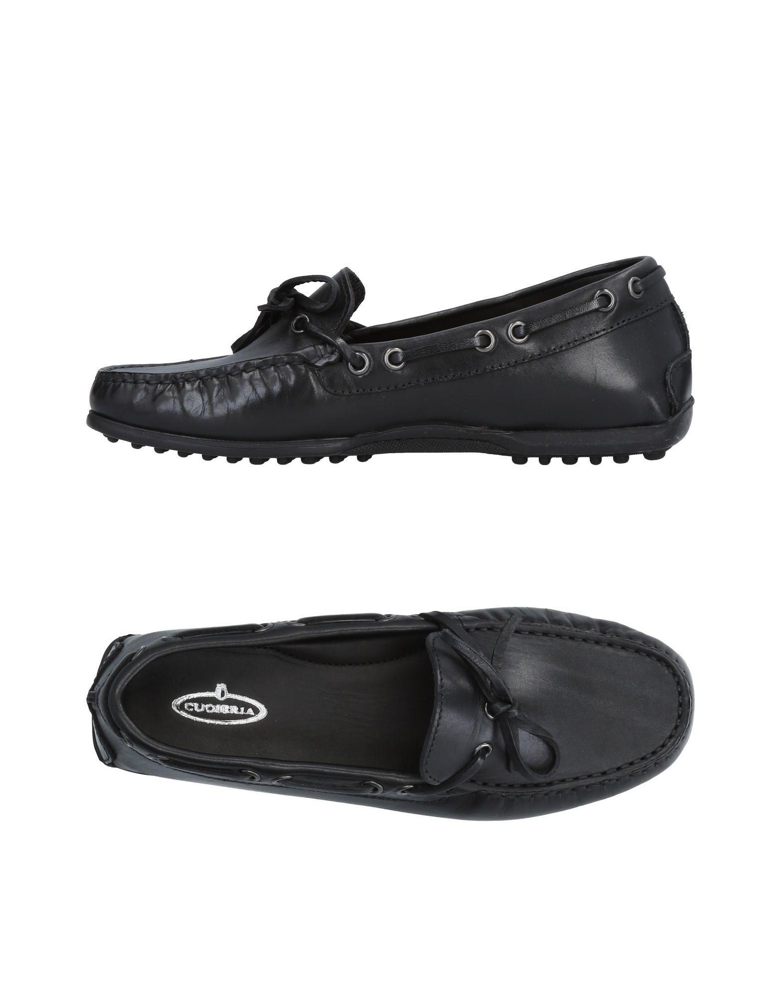 Günstige und modische Schuhe Cuoieria Mokassins Damen  11483105JO