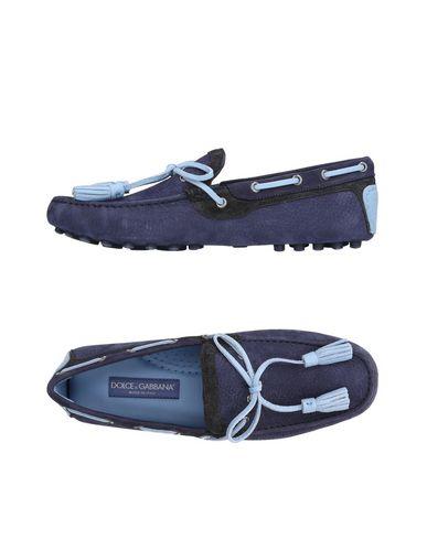 Zapatos con descuento Mocasín Dolce & Gabbana Hombre - Mocasines Dolce & Gabbana - 11483114IW Azul oscuro
