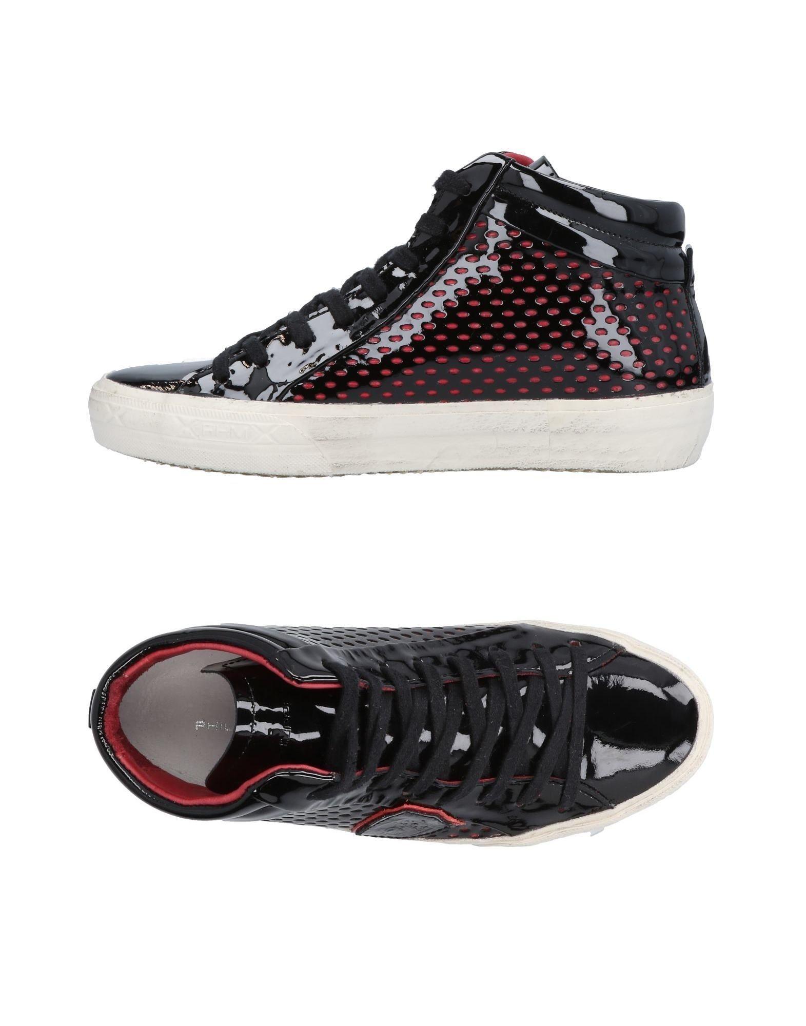 Stilvolle billige Schuhe Philippe Model Sneakers Damen  11483127CK