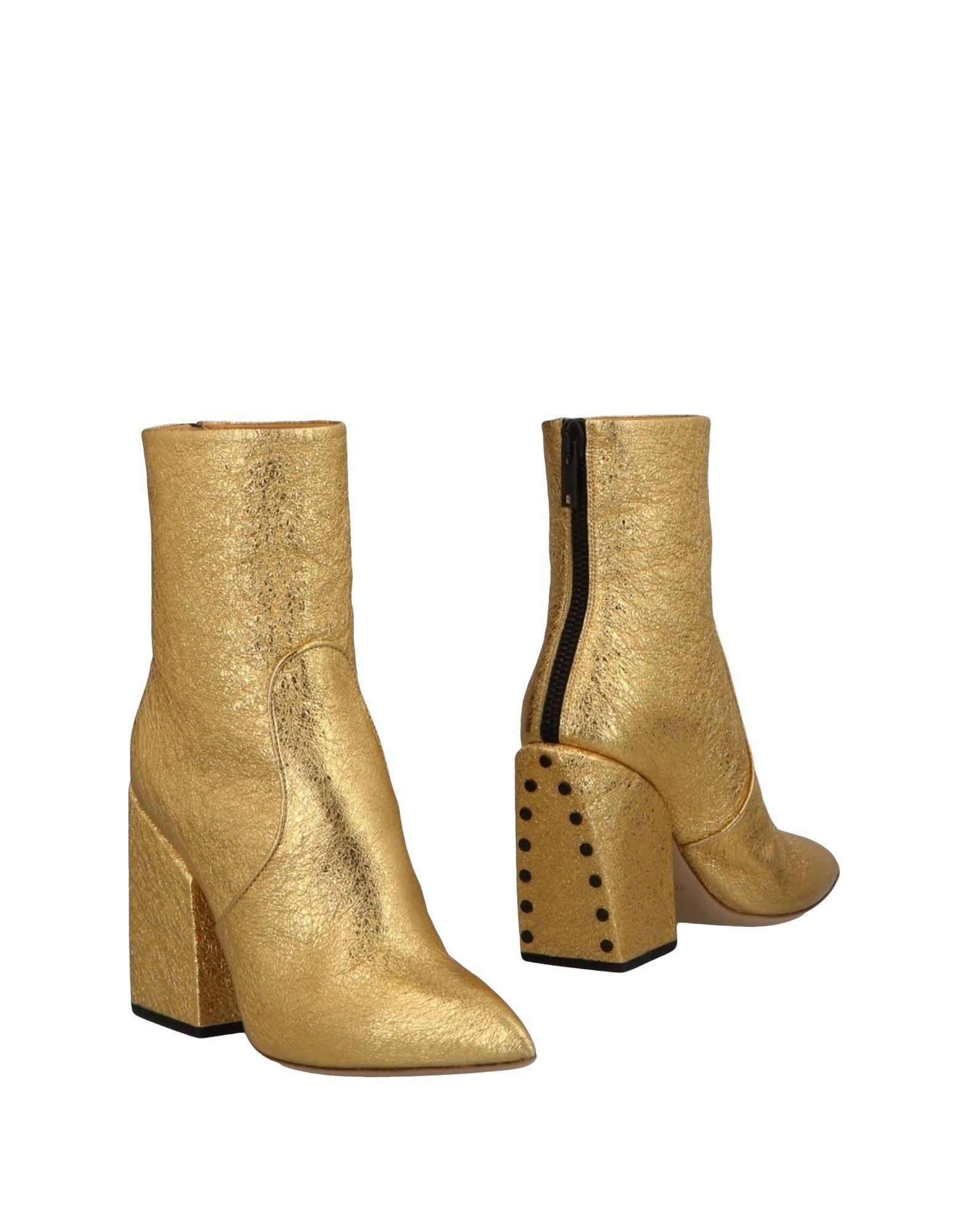 Petar Petrov Stiefelette Damen  11483148OHGünstige gut aussehende Schuhe