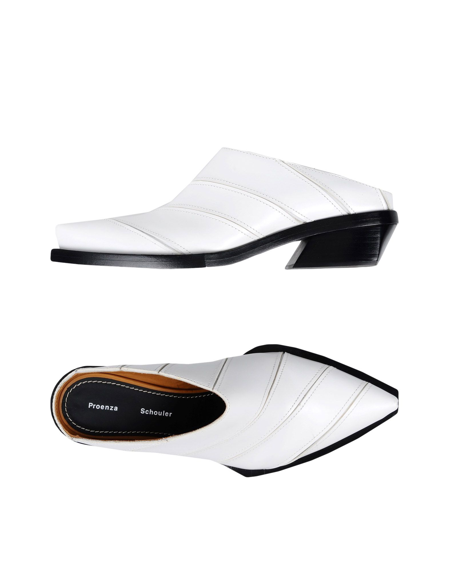 Proenza Schouler gut Pantoletten Damen  11483167PGGünstige gut Schouler aussehende Schuhe e63753