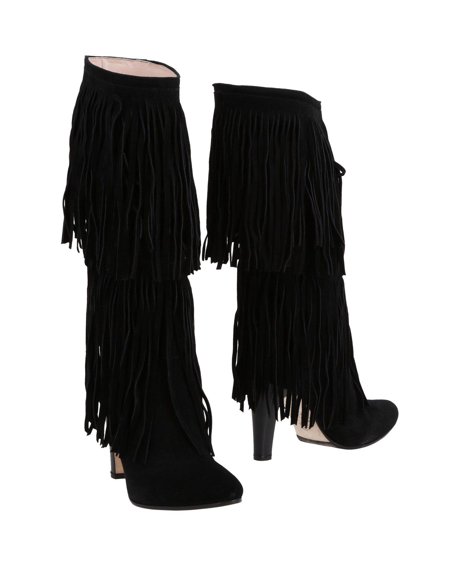 Rabatt Schuhe Cavallini Stiefel Damen  11483172UV