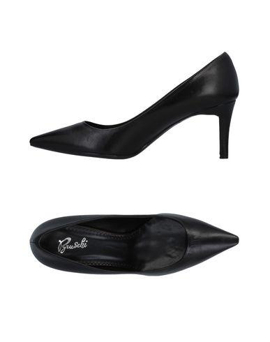 Descuento de la marca Zapato De Salón Francesco Russo Mujer - Salones Francesco Russo - 11466835LJ Negro