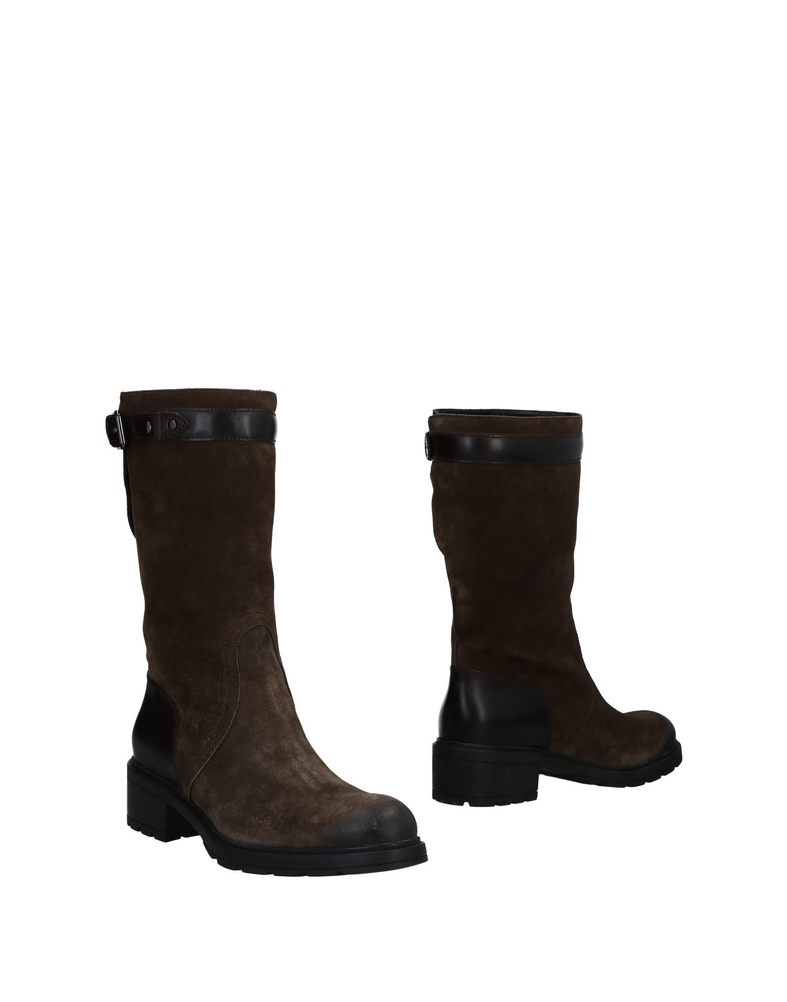Rabatt Schuhe Hogan Stiefel Damen  11483227EH
