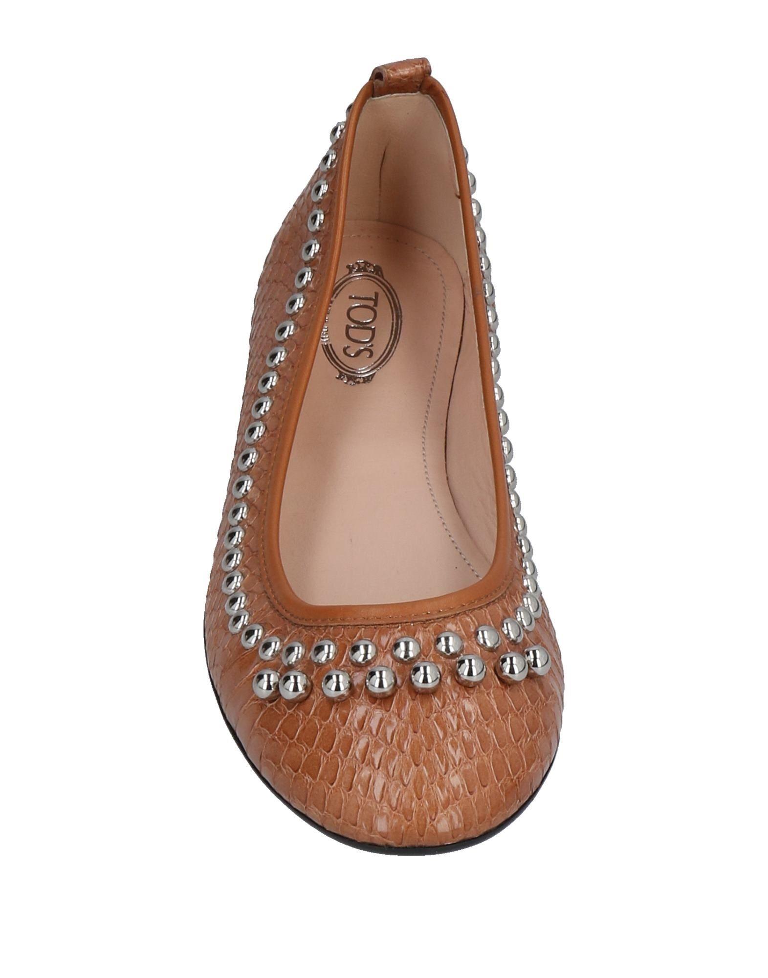 Rabatt Schuhe Ballerinas Tod's Ballerinas Schuhe Damen  11483251AK fdb6e2