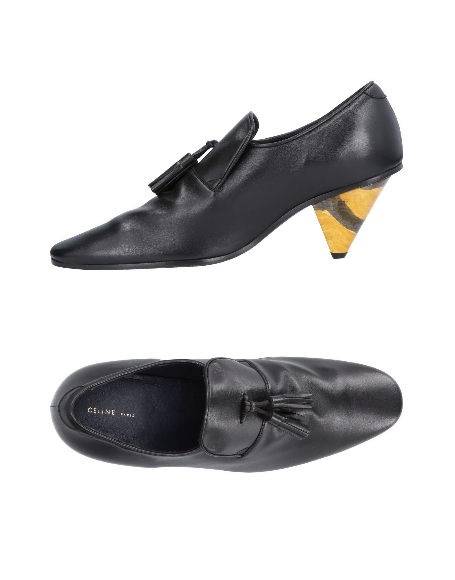 Céline Mokassins Damen  11483308JUGünstige gut aussehende Schuhe