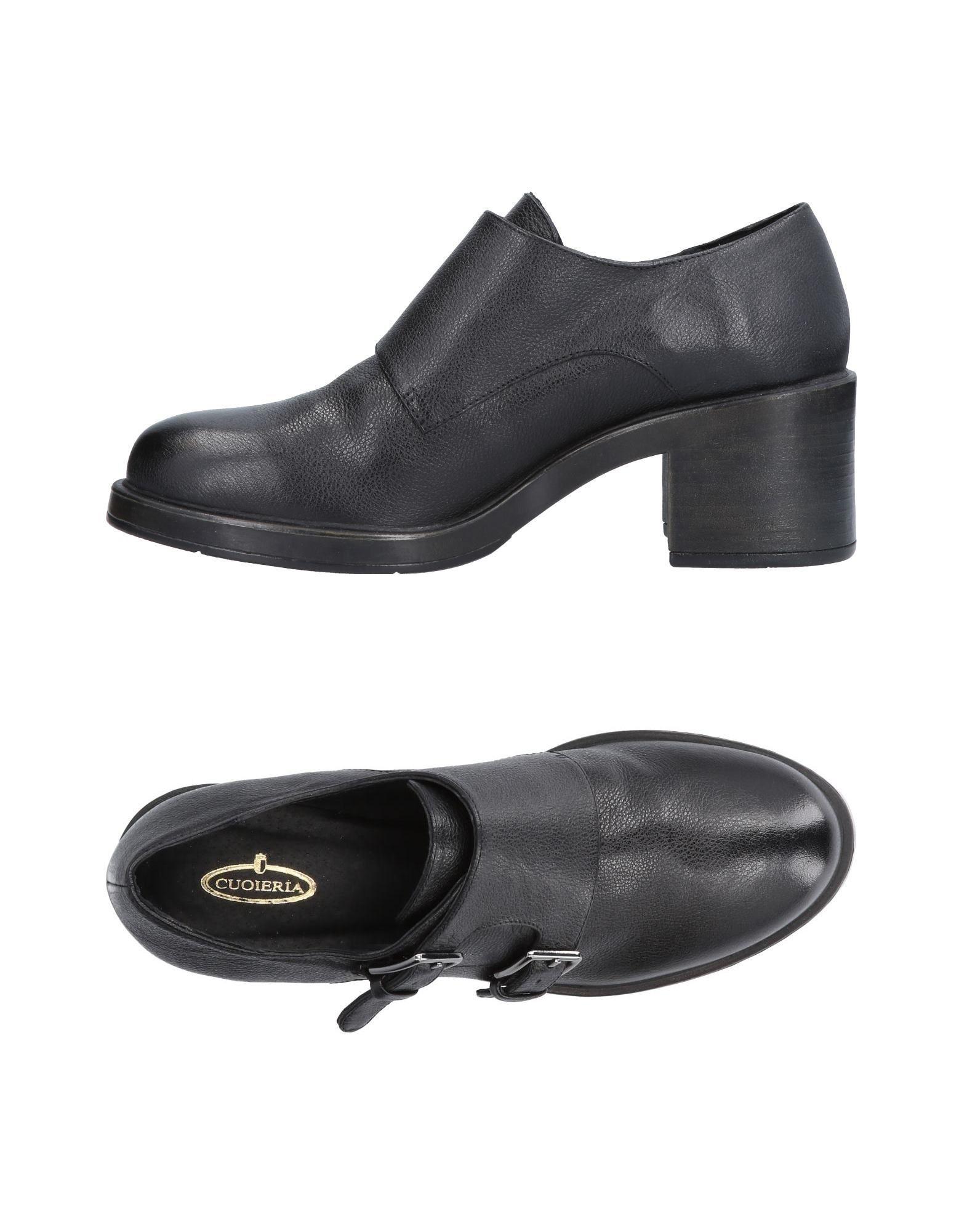 Cuoieria Mokassins Damen  beliebte 11483346FE Gute Qualität beliebte  Schuhe 46c469