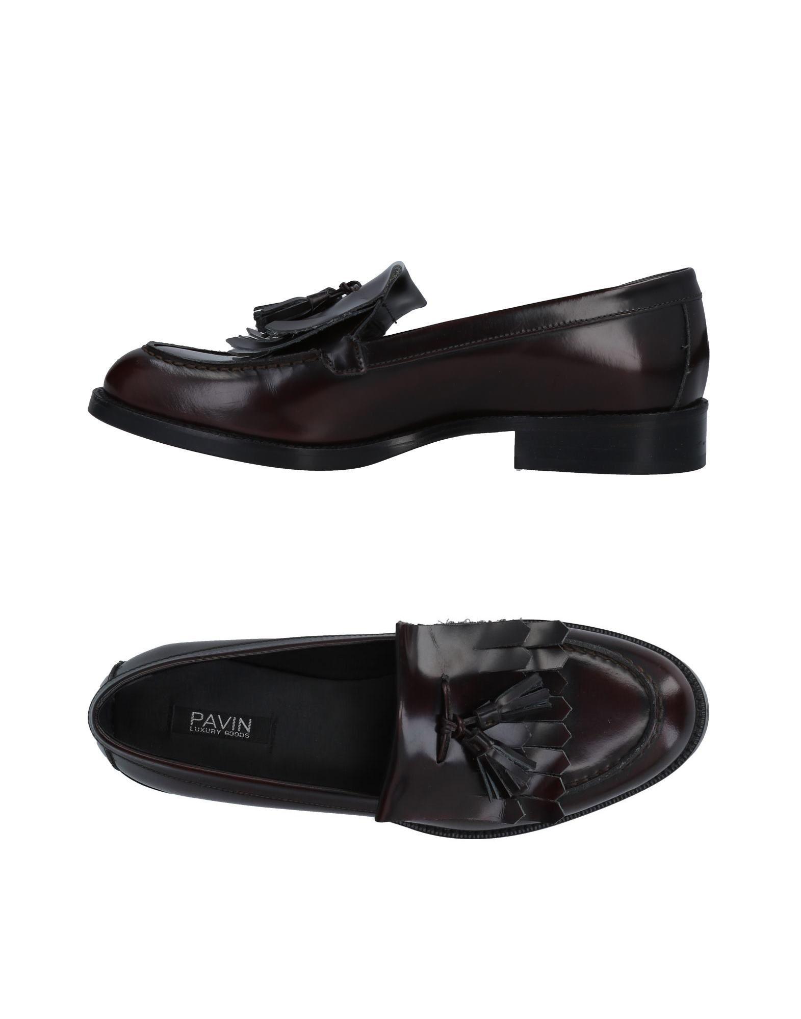 Pavin Mokassins Damen  11483353PJ Gute Qualität beliebte Schuhe