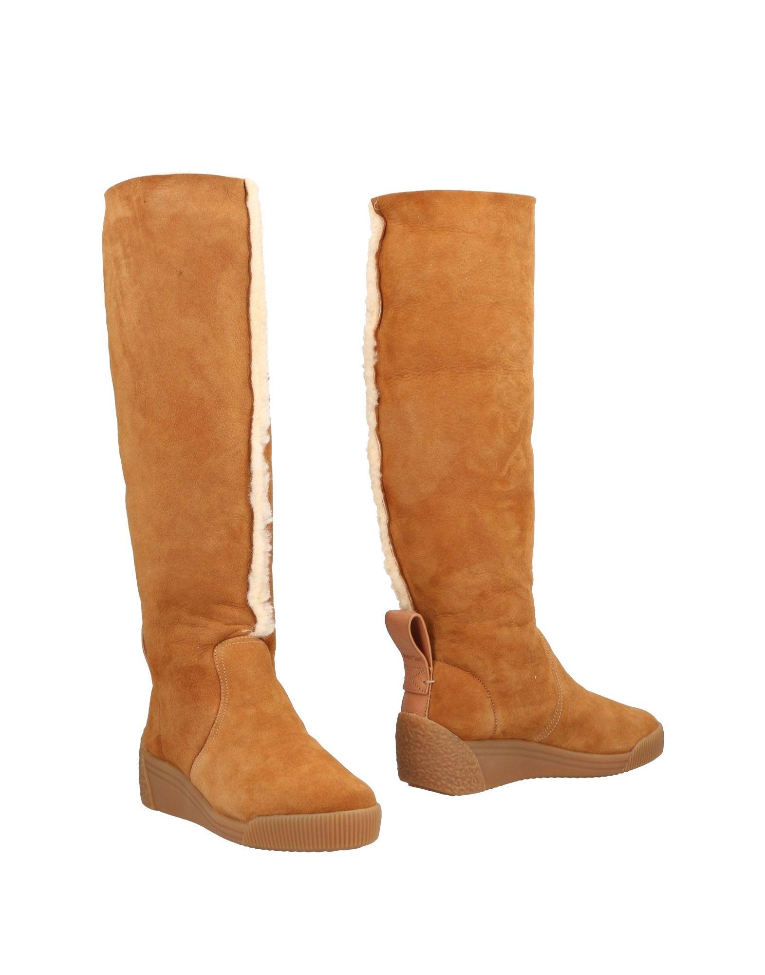 Rabatt Schuhe See By Chloé Stiefel Damen  11483362UR