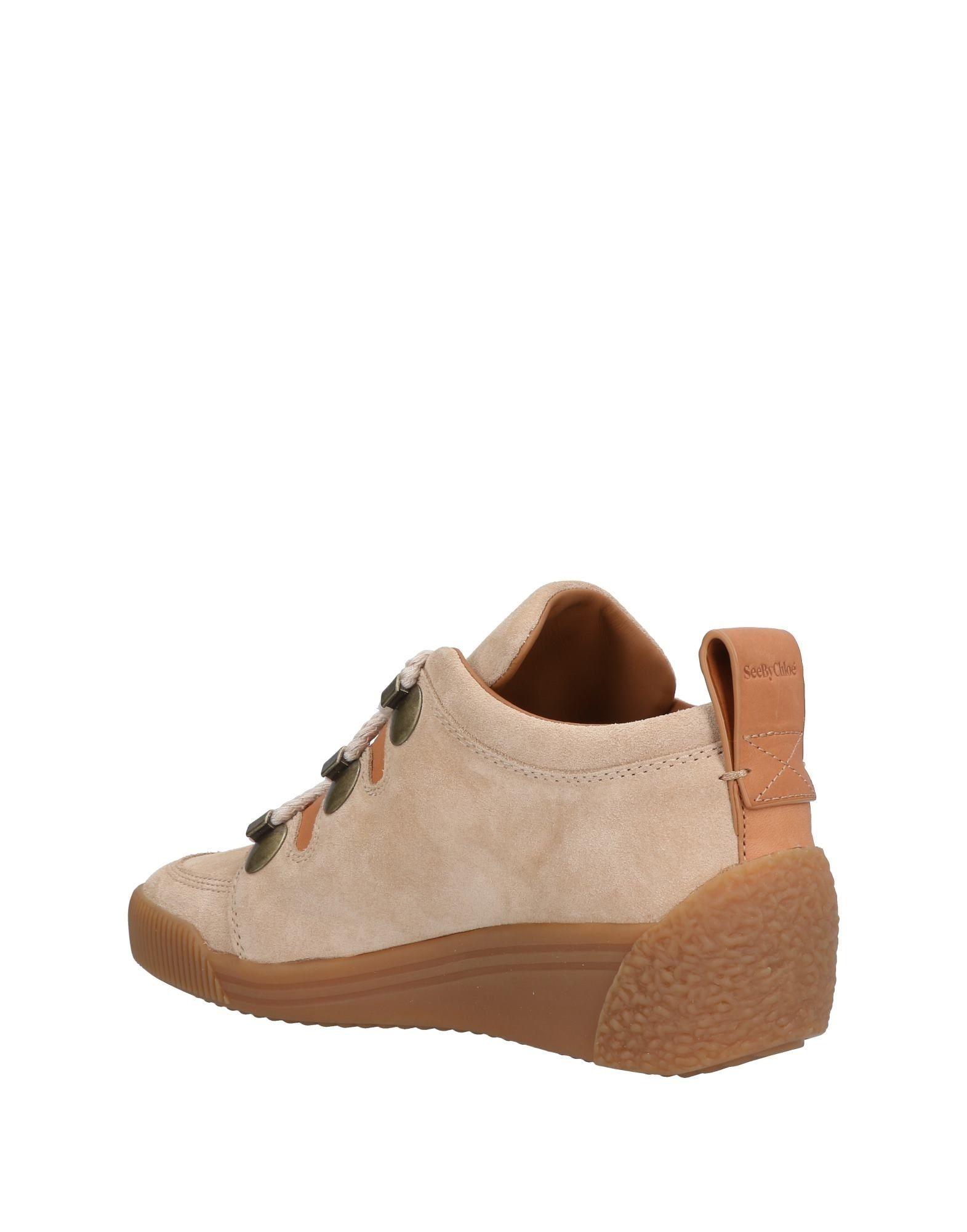 See By Chloé Damen Sneakers Damen Chloé  11483372NT Neue Schuhe fbbfcb