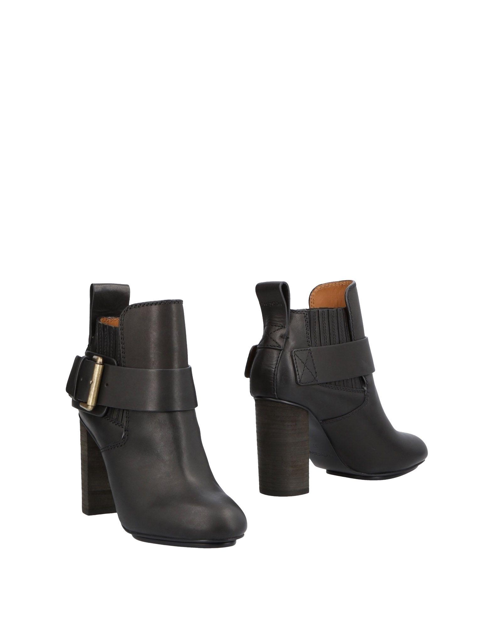 Rabatt Schuhe See By Chloé Stiefelette Damen  11483407OS