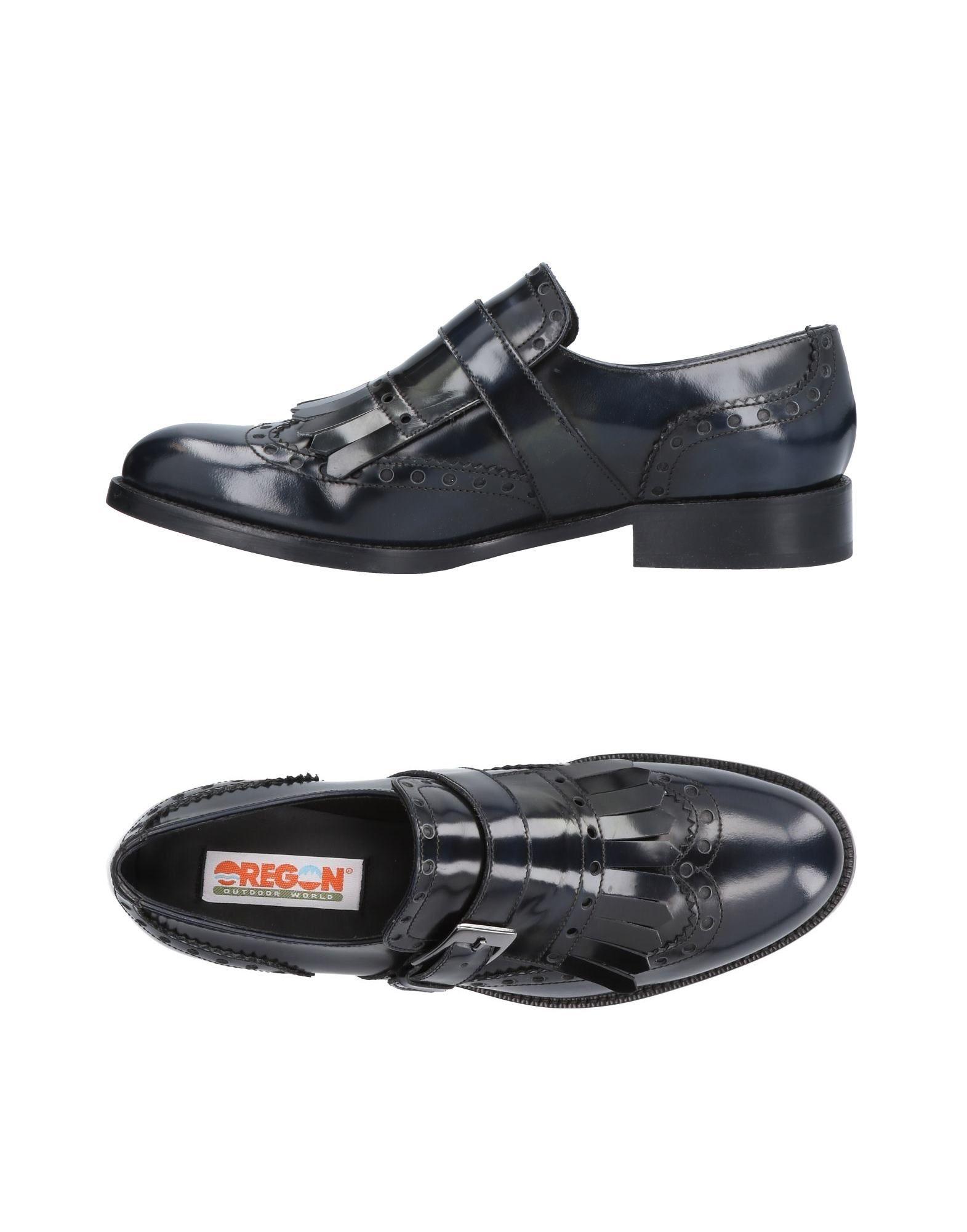 Günstige und modische Schuhe Oregon Mokassins Damen  11483463FF