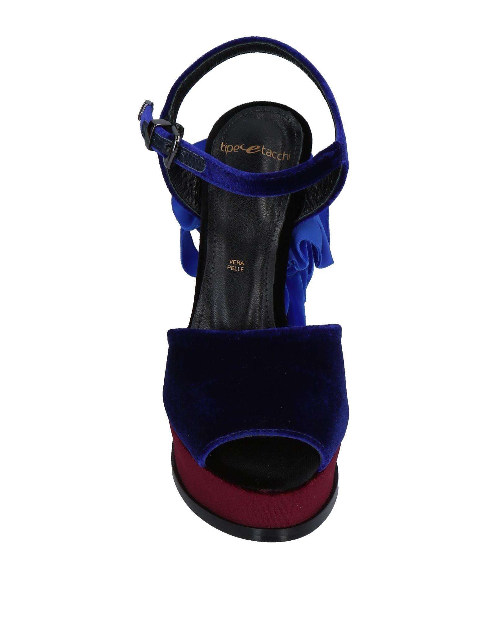 Tipe E Tacchi Sandalen beliebte Damen 11483492NX Gute Qualität beliebte Sandalen Schuhe 2f4186