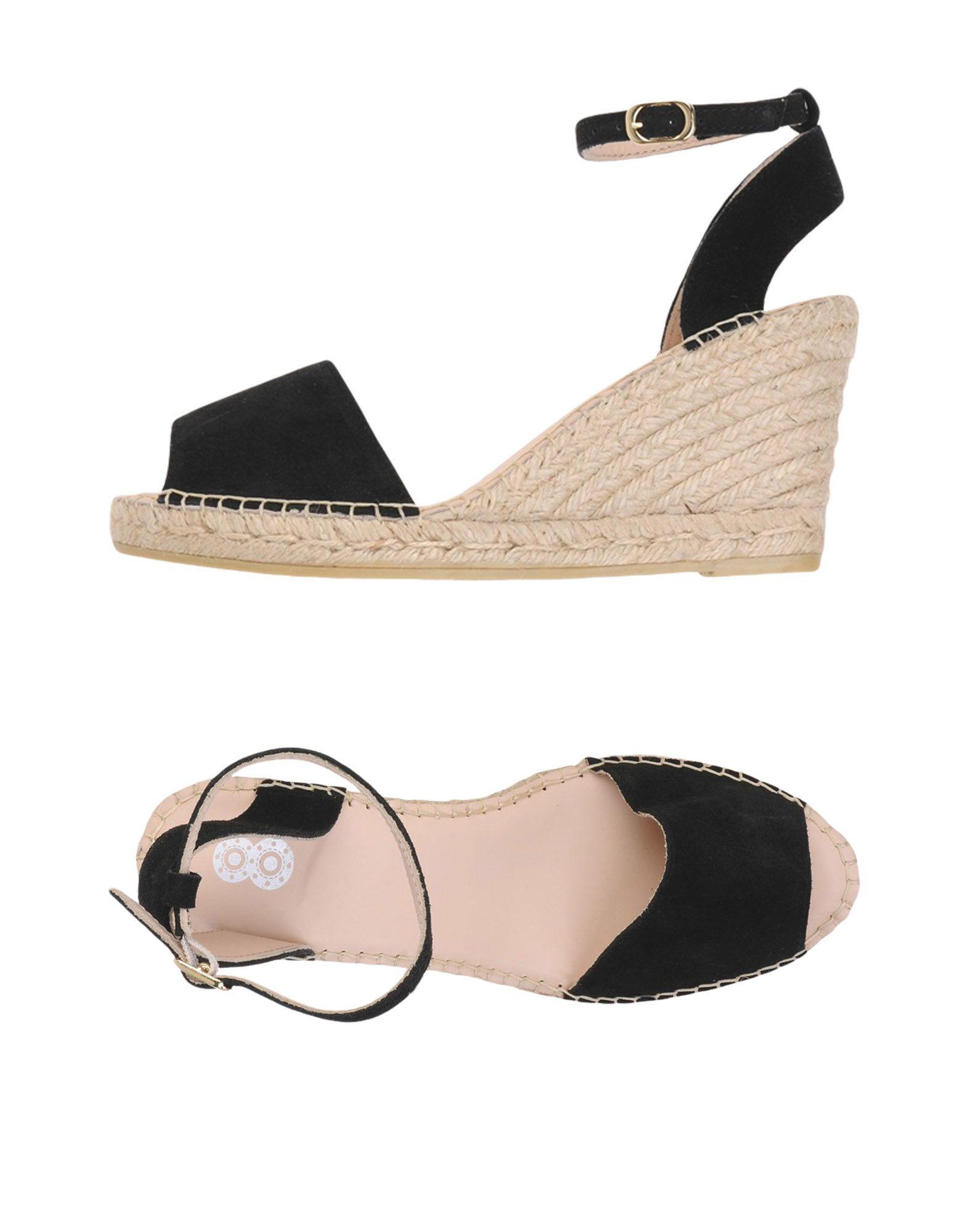 8 Espadrilles Damen  11483502HC Gute Qualität beliebte Schuhe