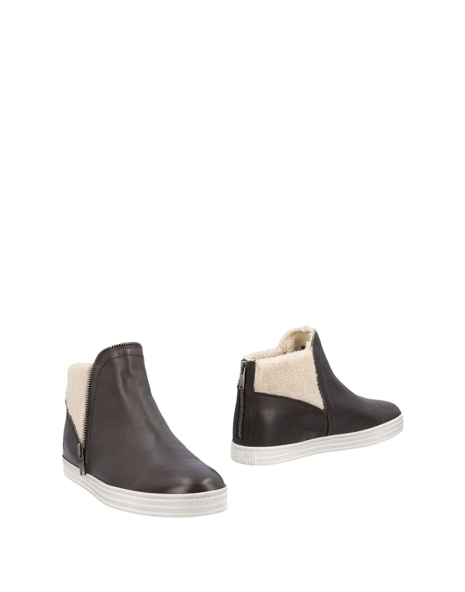 Stilvolle billige Schuhe Hogan Rebel Stiefelette Damen Schuhe 11483548SJ  f22247 f474eb4508