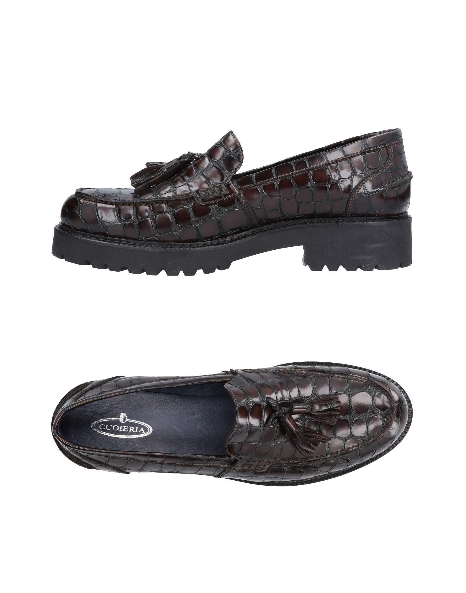 Cuoieria Mokassins Damen  11483550GW Gute Qualität beliebte Schuhe