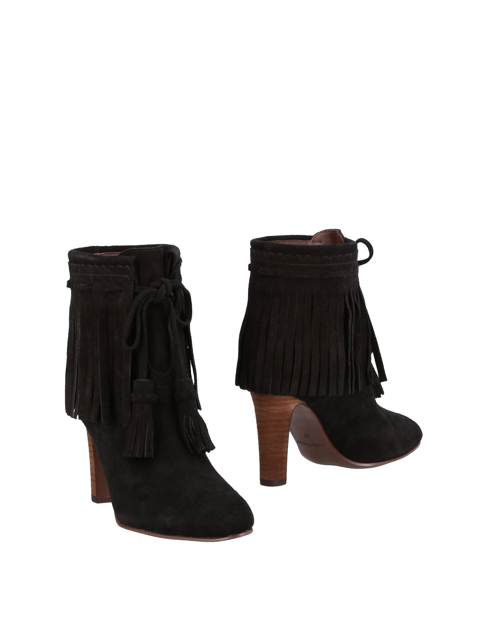 Rabatt Chloé Schuhe See By Chloé Rabatt Stiefelette Damen  11483552CW d82b3f
