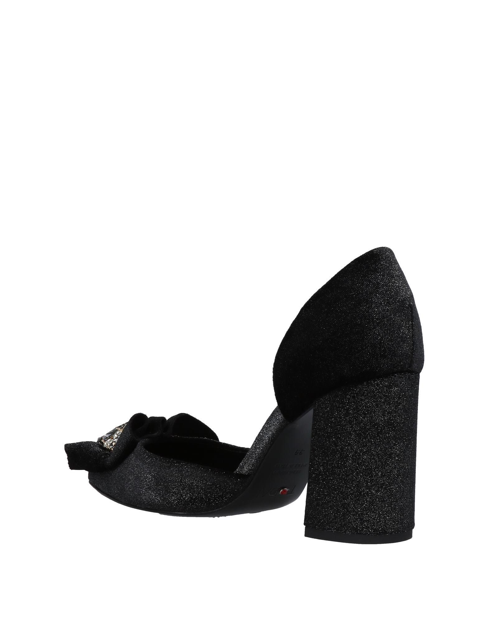 Todai Pumps Damen  beliebte 11483554AQ Gute Qualität beliebte  Schuhe ed9397