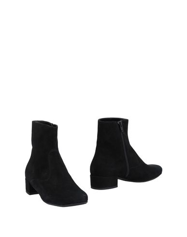 GUGLIELMO ROTTA Soft Leather Ankle boot Black NG26134