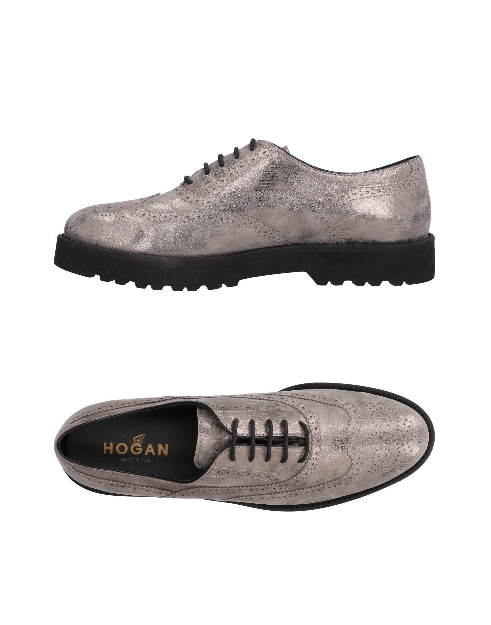 Hogan Schnürschuhe strapazierfähige Damen  11483567AAGut aussehende strapazierfähige Schnürschuhe Schuhe 876bcd