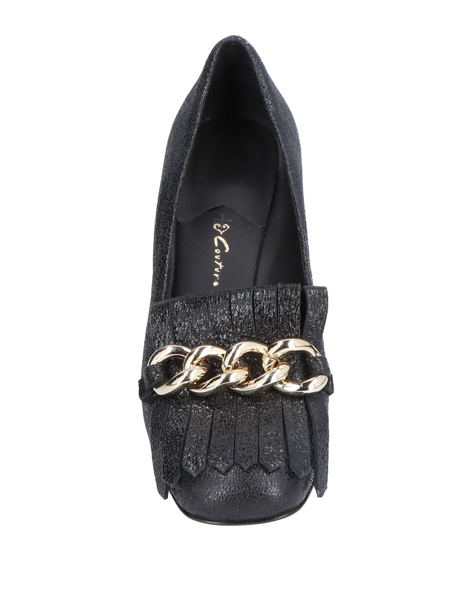 Gut um Mokassins billige Schuhe zu tragenCouture Mokassins um Damen  11483596BQ 55970a
