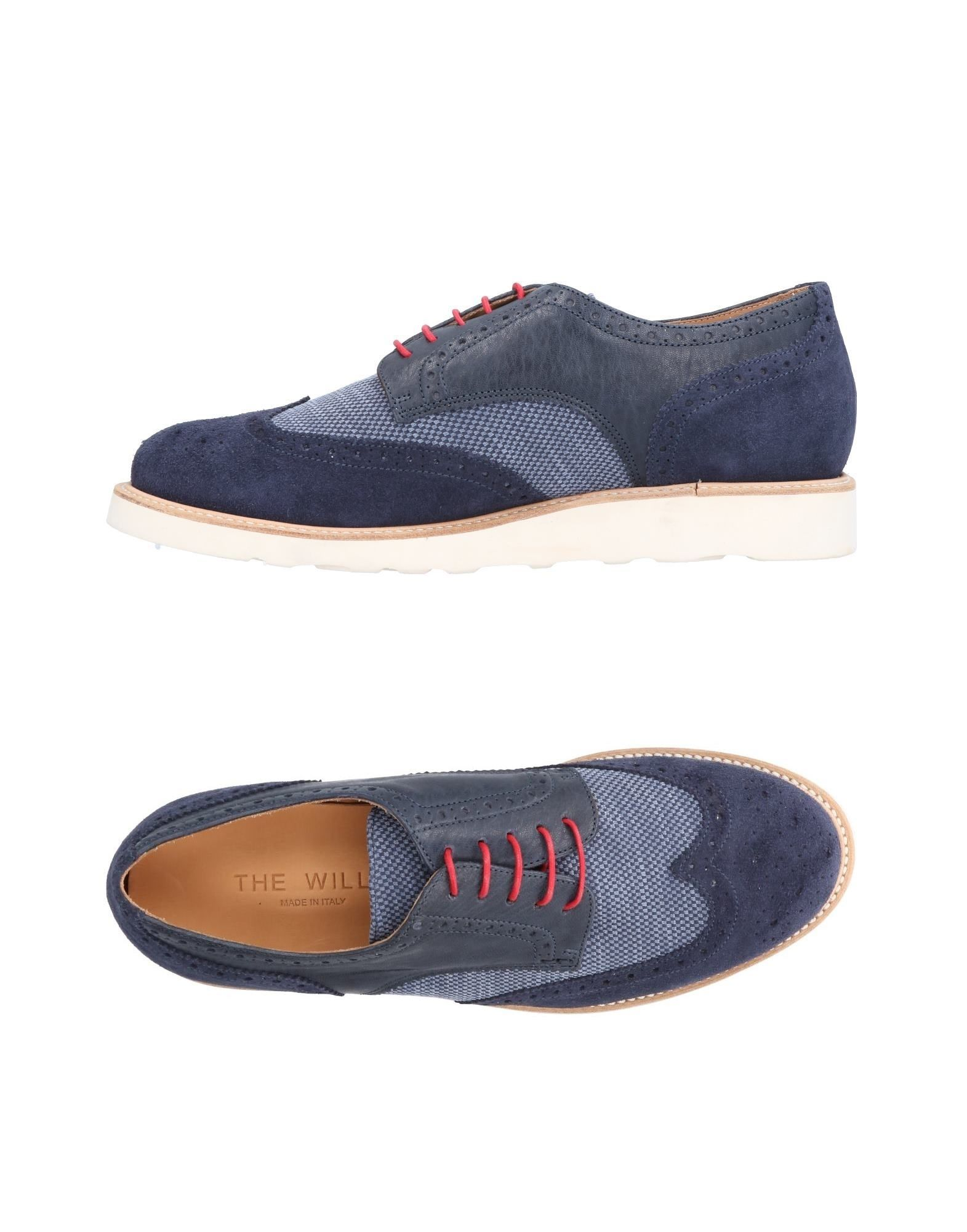 Rabatt echte Schuhe The Willa Schnürschuhe Herren  11483600MS