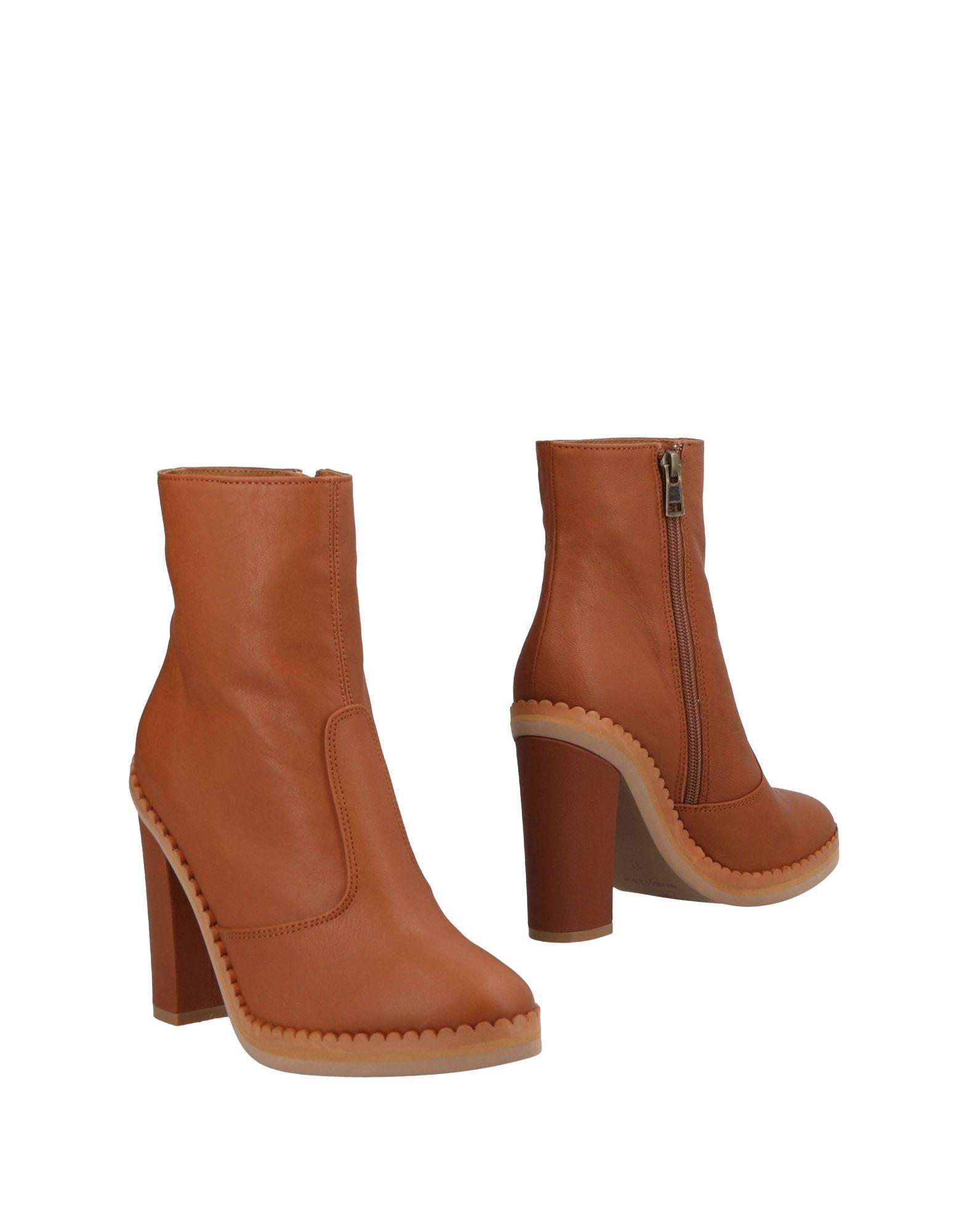 Rabatt Schuhe See By Chloé Stiefelette Damen  11483602FU