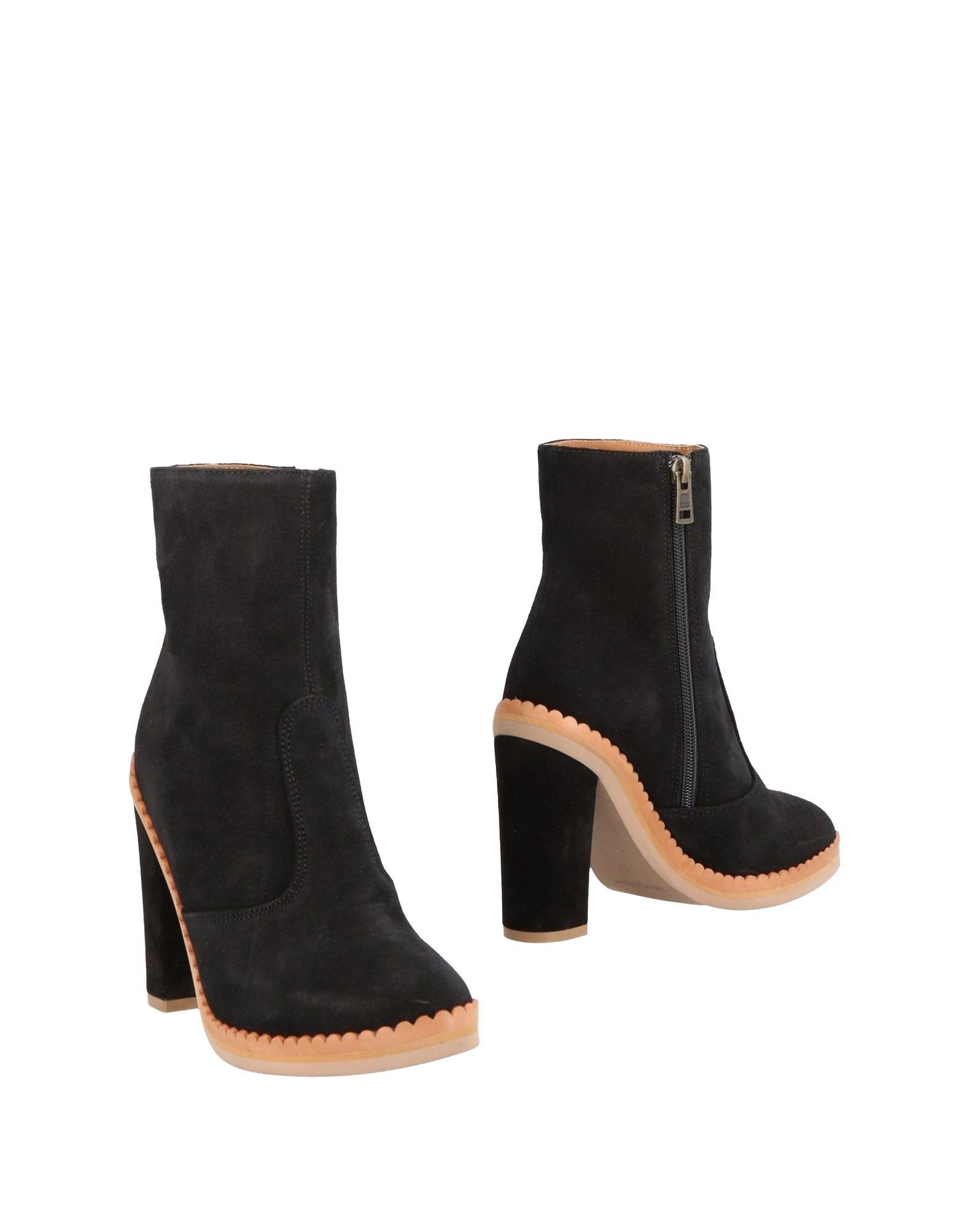 See By Chloé Stiefelette Damen  11483607BUGut aussehende strapazierfähige Schuhe