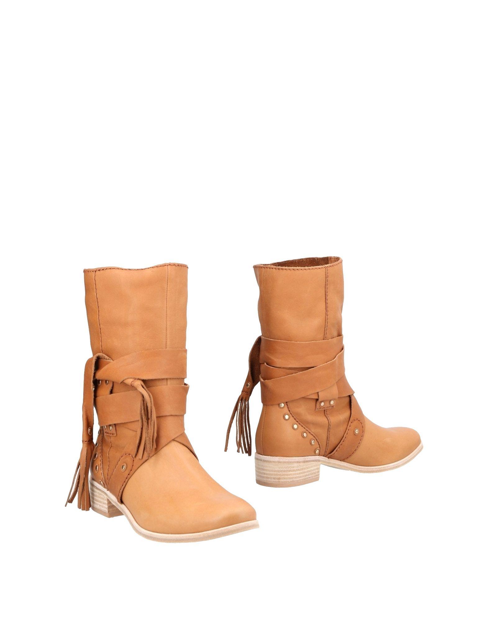 Rabatt Schuhe See By Chloé Stiefelette Damen  11483619AO